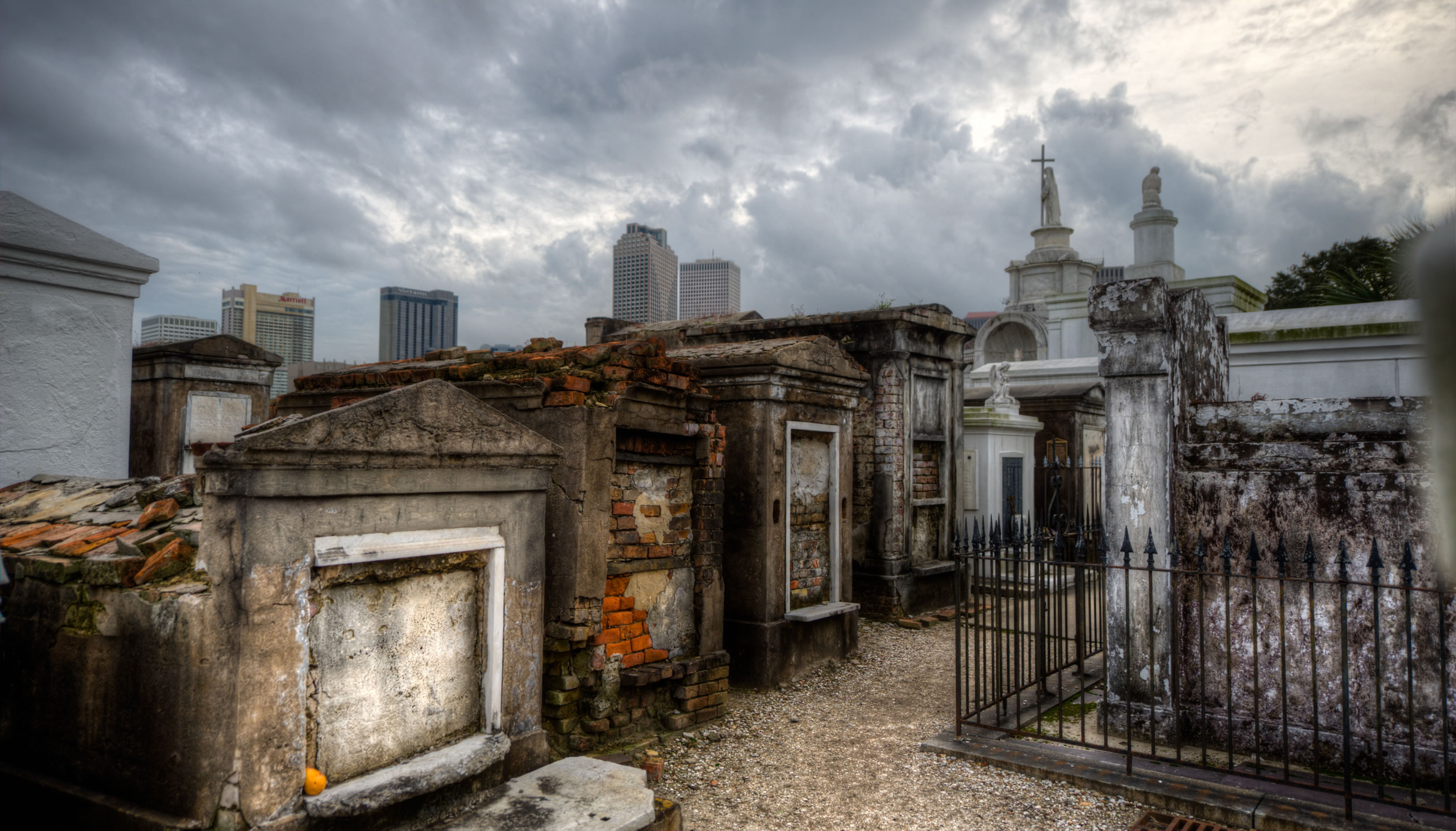 The ghosts of St. Louis Cemetery | Haunted New Orleans Cemetery