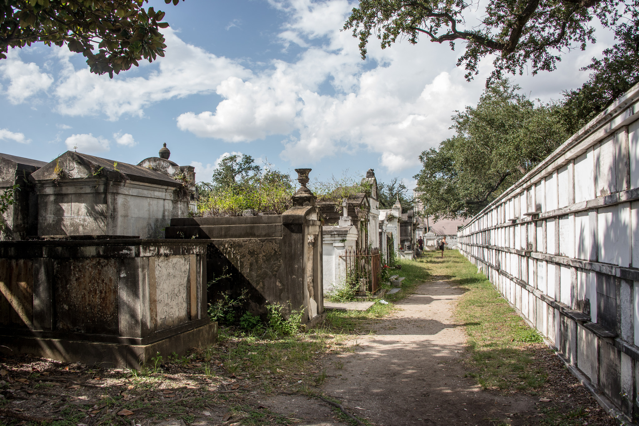 Map: New Orleans cemeteries you don't want to miss