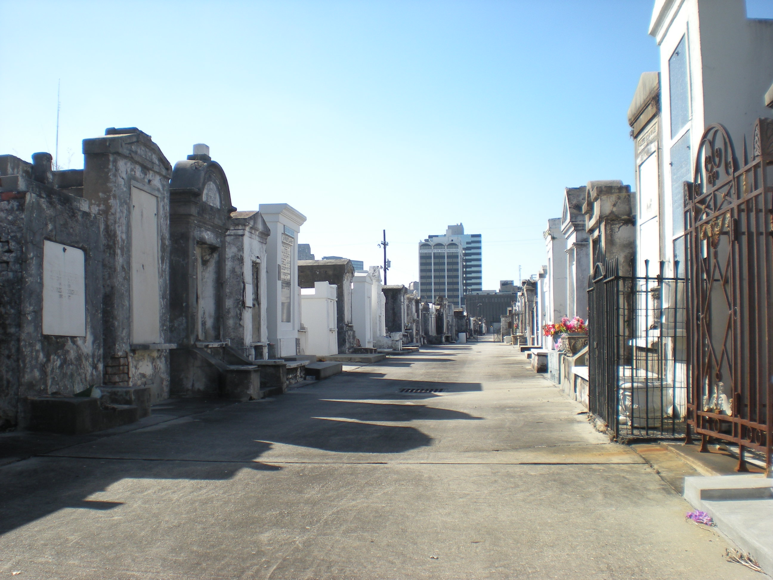 New Orleans Cemetery, Bones, Cemetery, Dead, Graves, HQ Photo