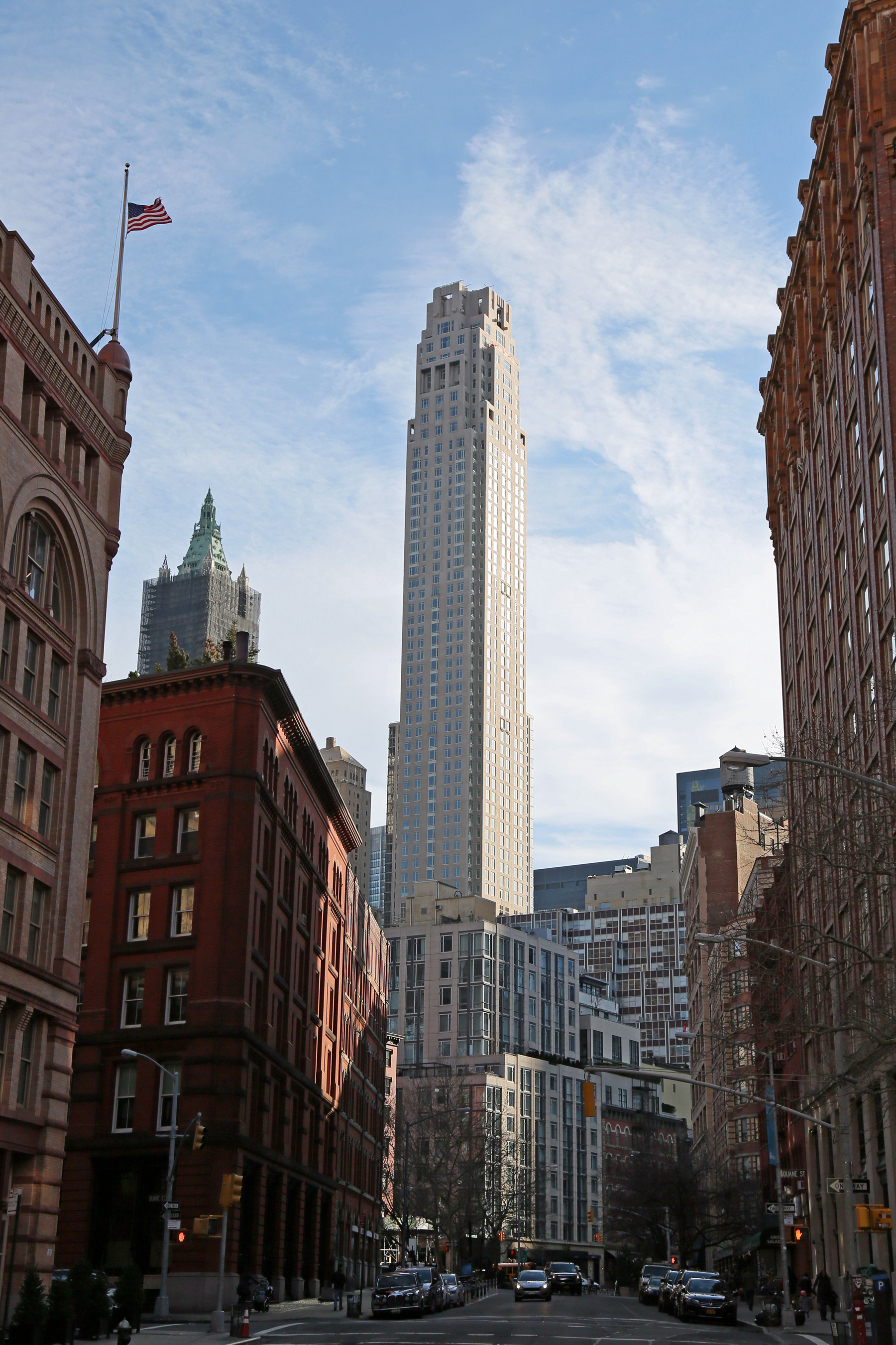 The slender skyscrapers changing New York's skyline - CNN Style