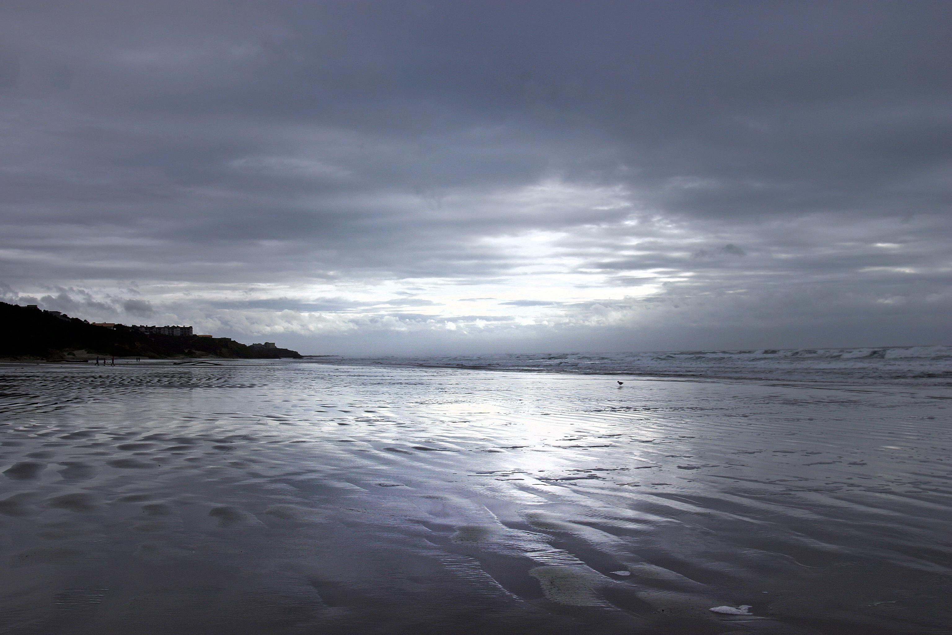 Newport, or. agate beach south photo