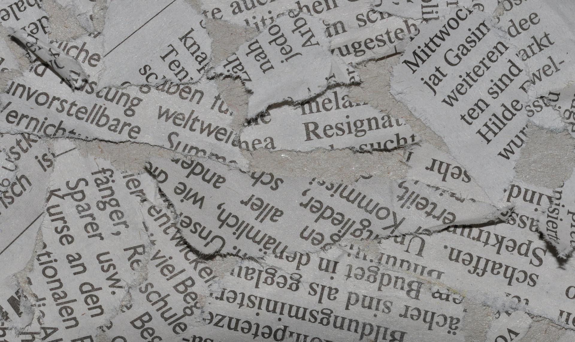 Newspaper, Account, News, Paper, Story, HQ Photo