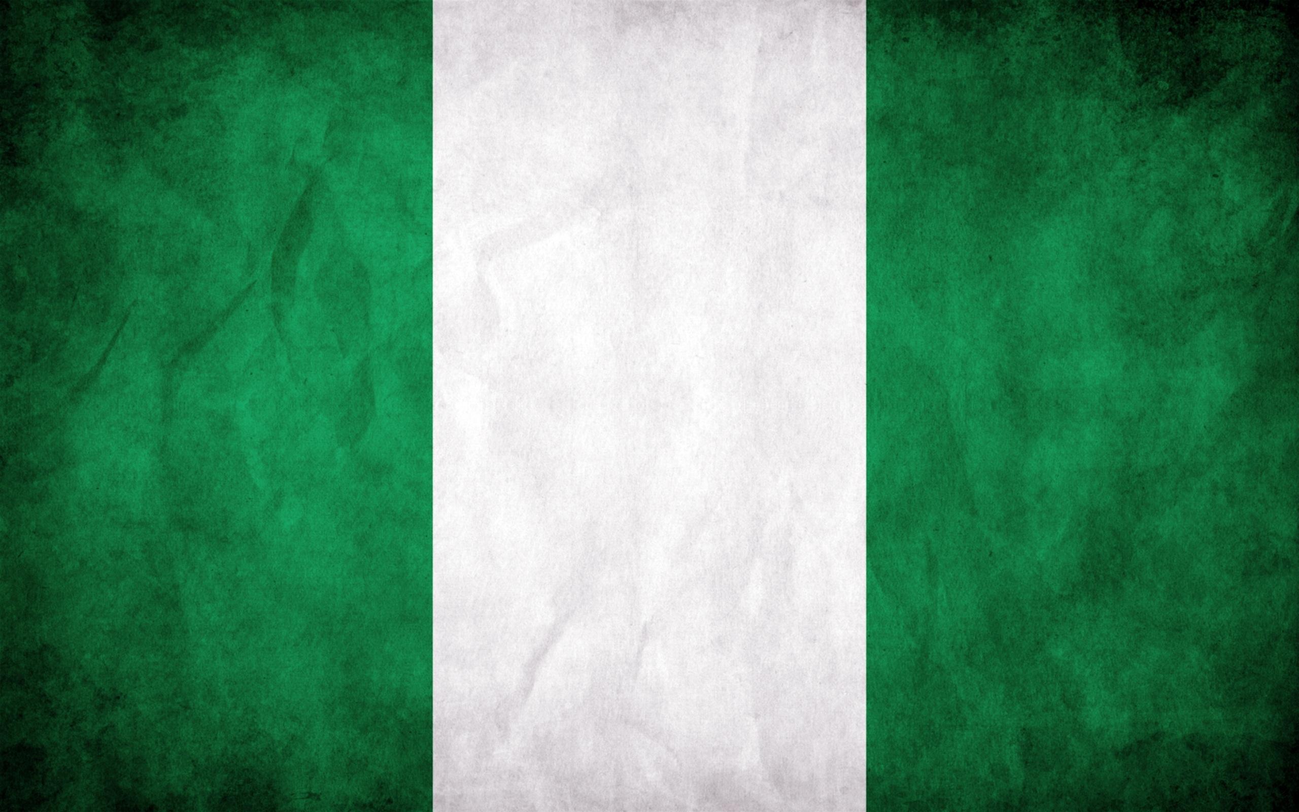 Niger grunge flag photo
