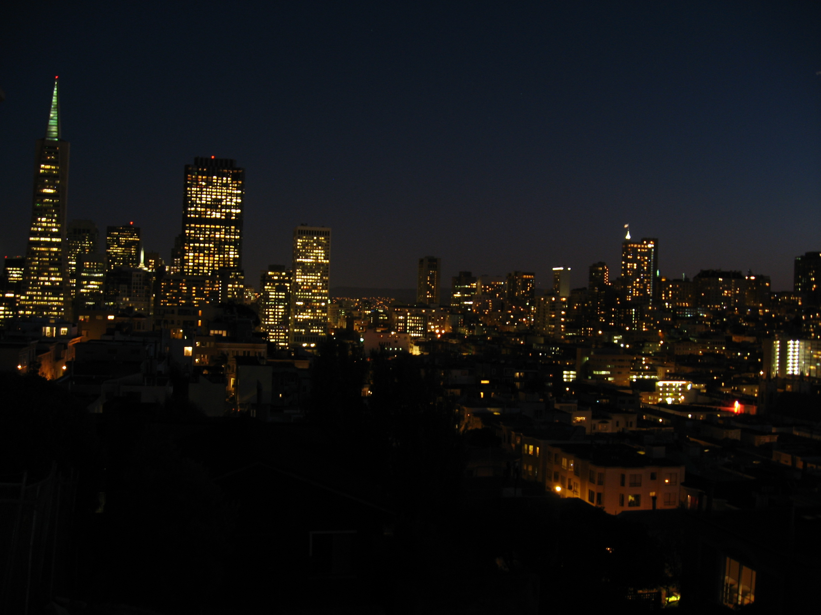 Gallery - /San Francisco/Night city