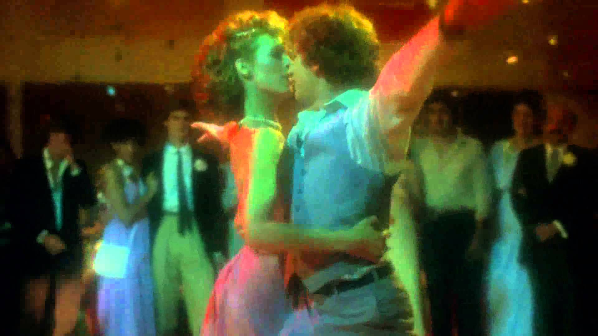 Prom Night (1980) Disco dance - YouTube
