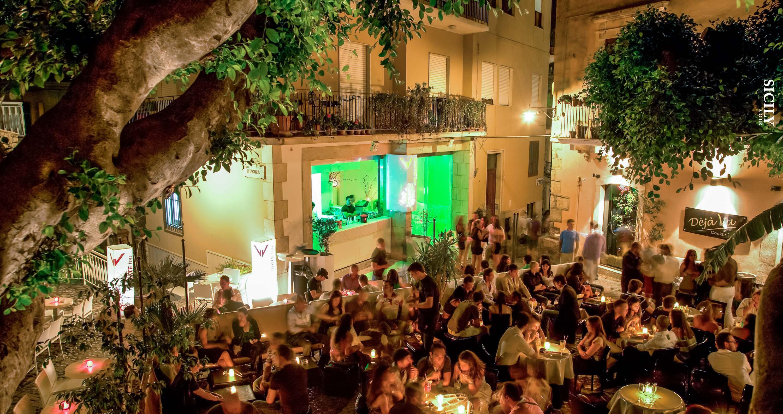 Nightlife in Taormina - Sicily