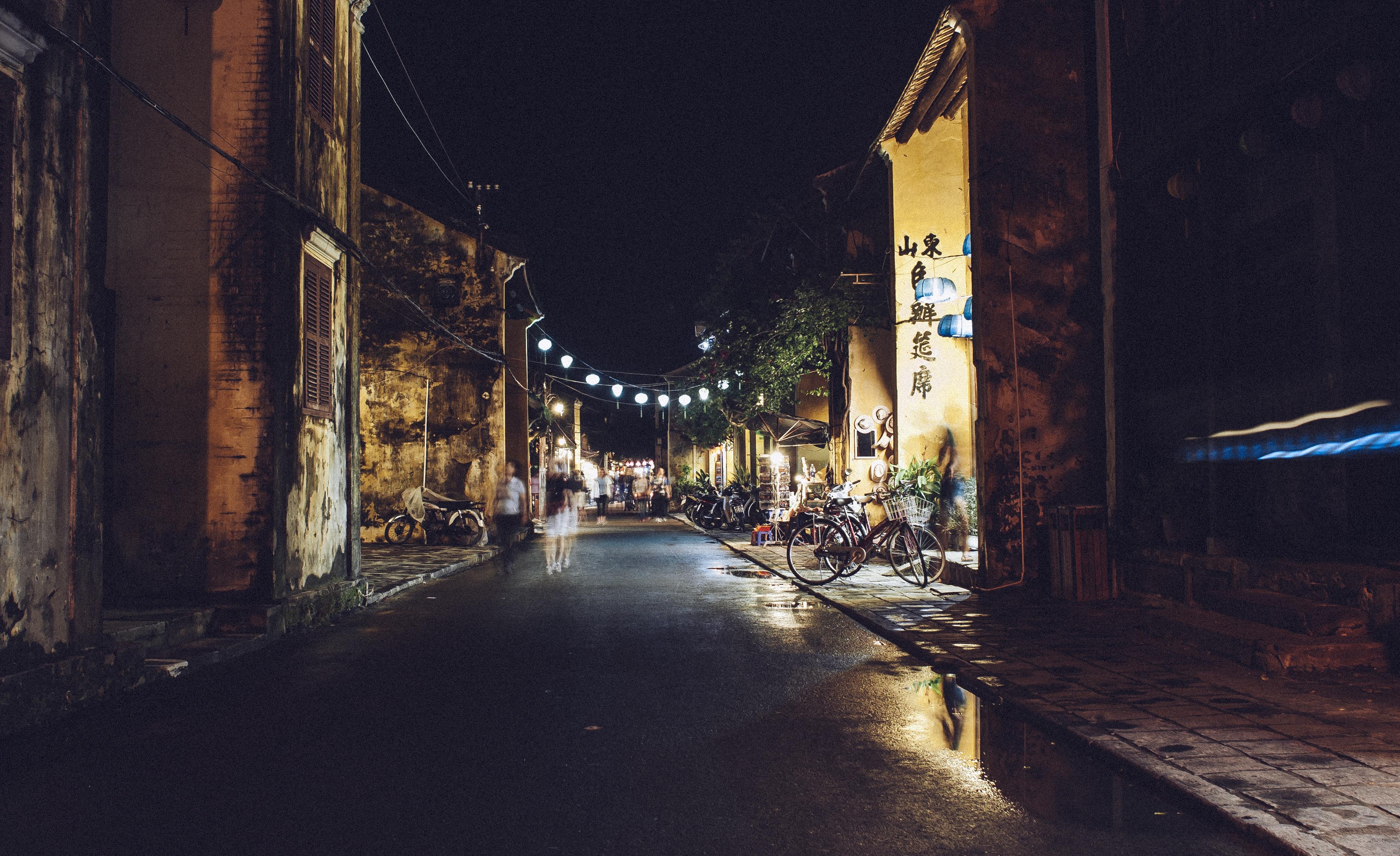 Night life photo