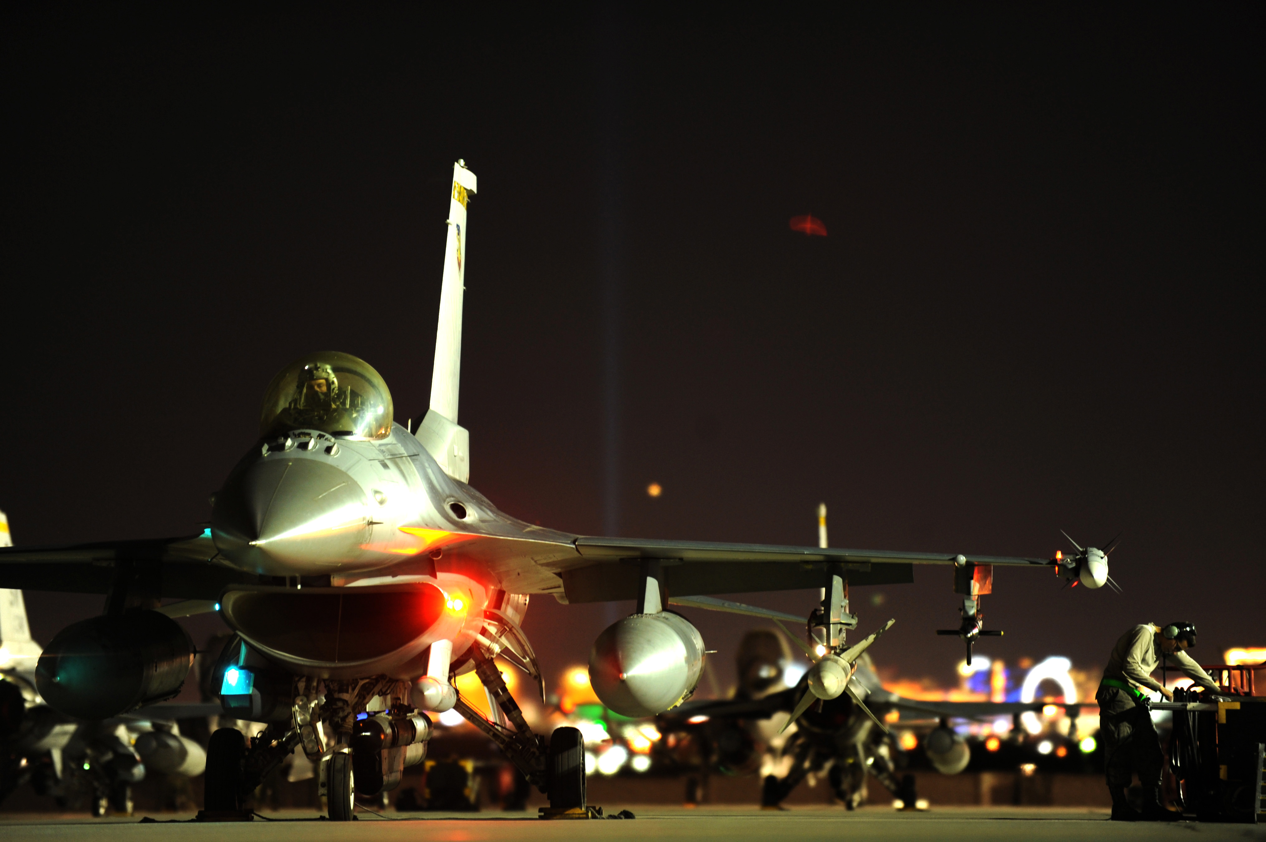 Red Flag 16-3 Night Operations > Nellis Air Force Base > News