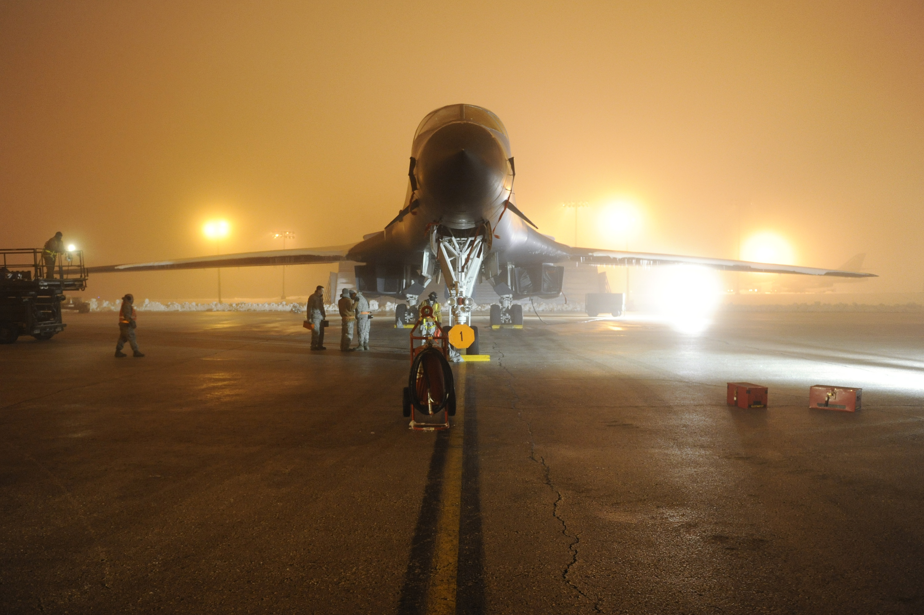 Lessons learned, Operation Odyssey Dawn > Ellsworth Air Force Base ...