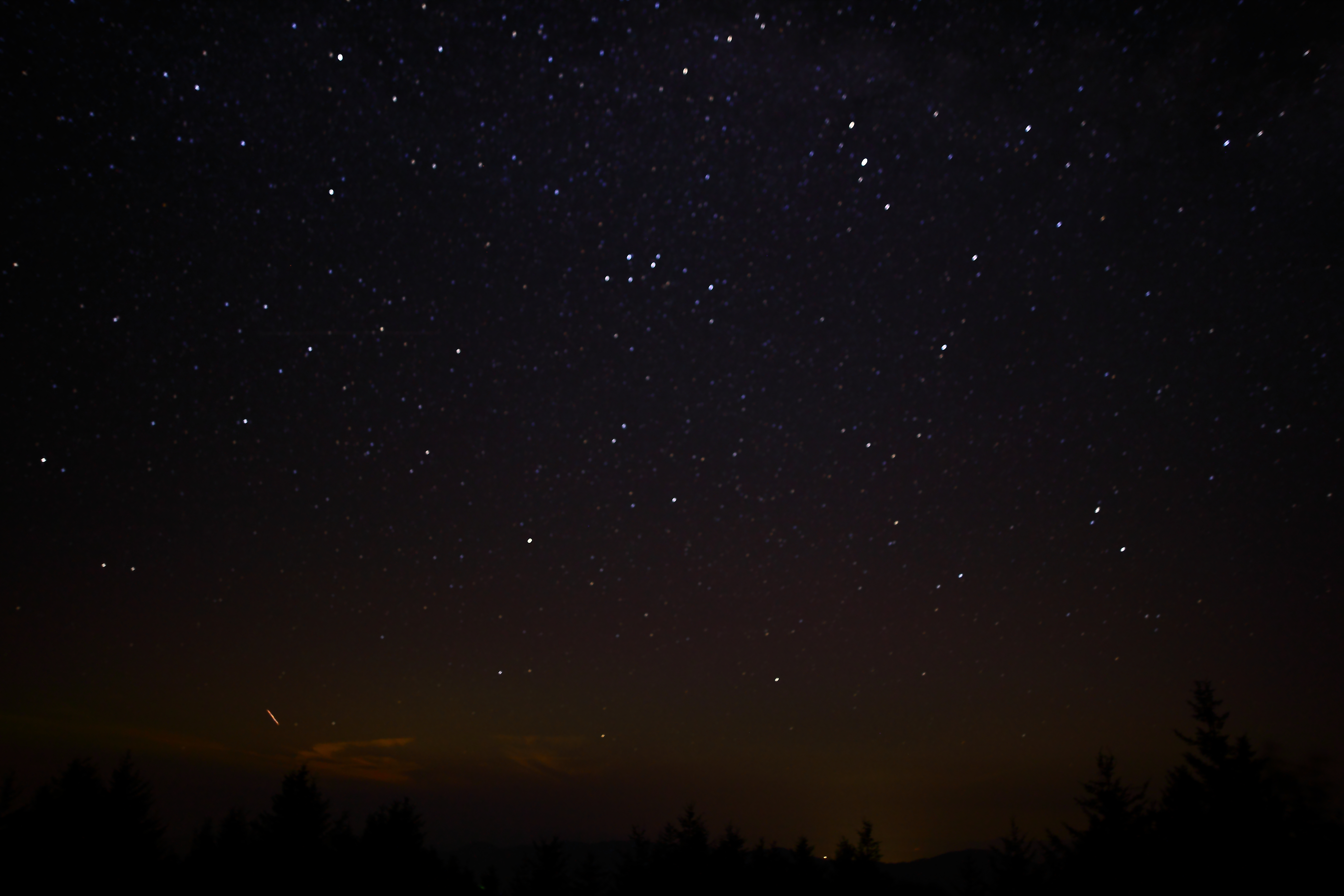 File:Spruce-knob-mountain-night-sky-view - West Virginia ...