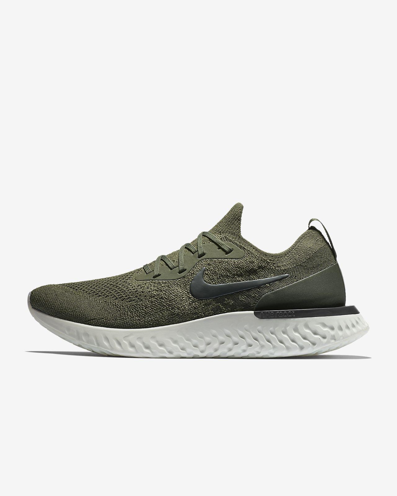 Nike Epic React Flyknit Men's Running Shoe. Nike.com