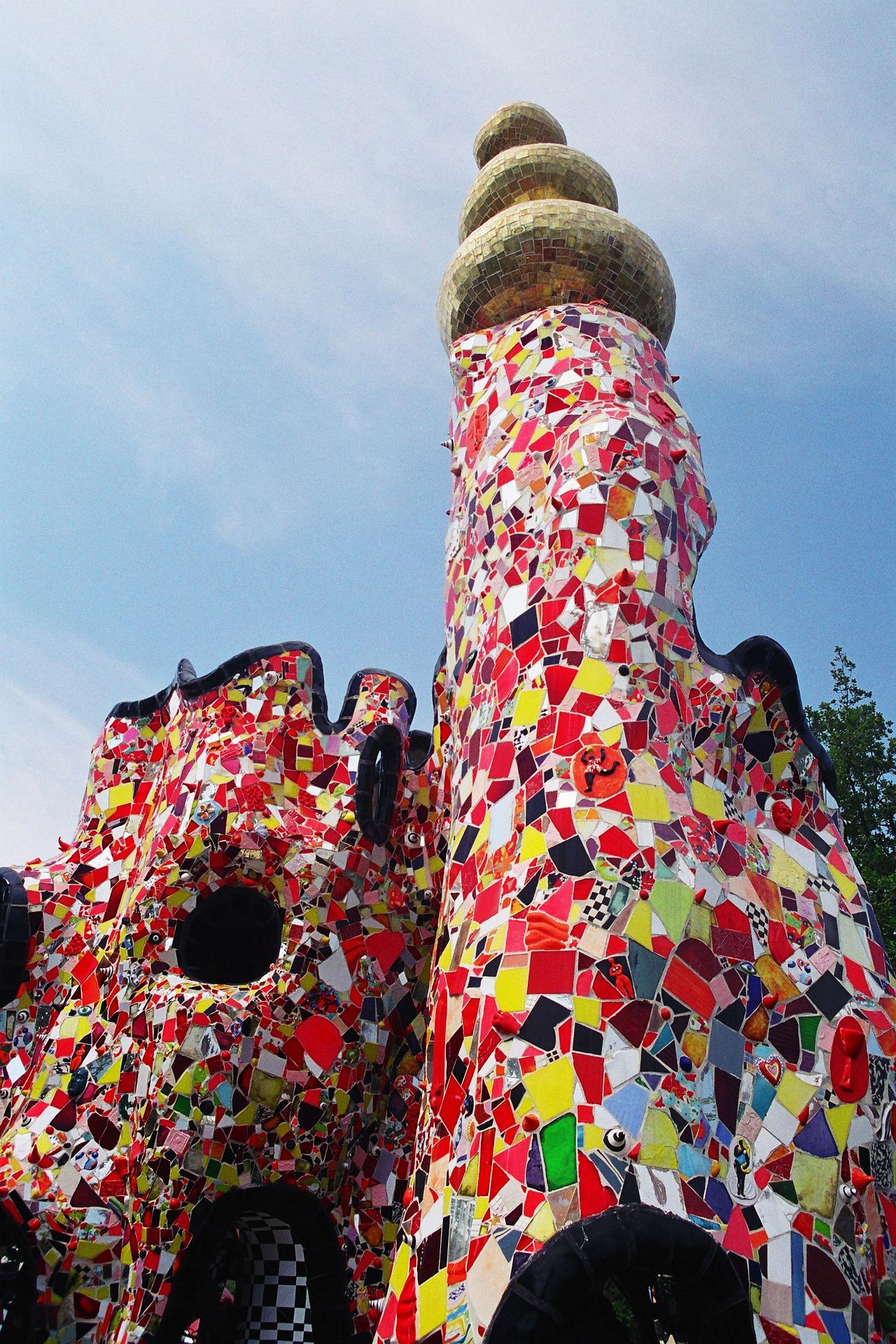 Niki de saint phalle photo