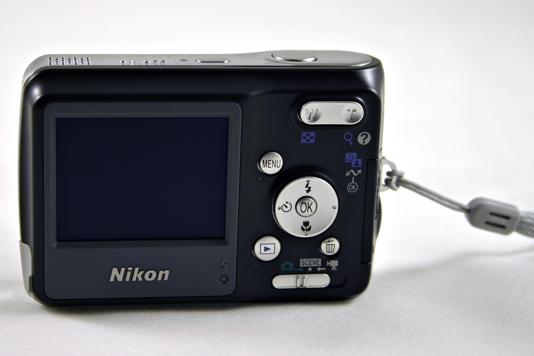 Nikon digital camera photo