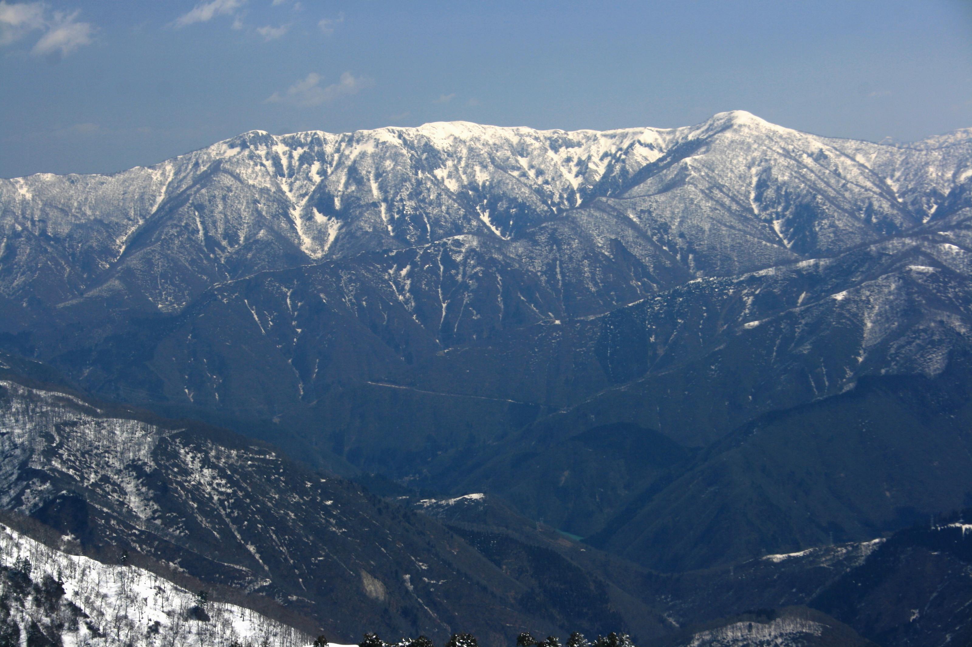 Ningyo mountain photo