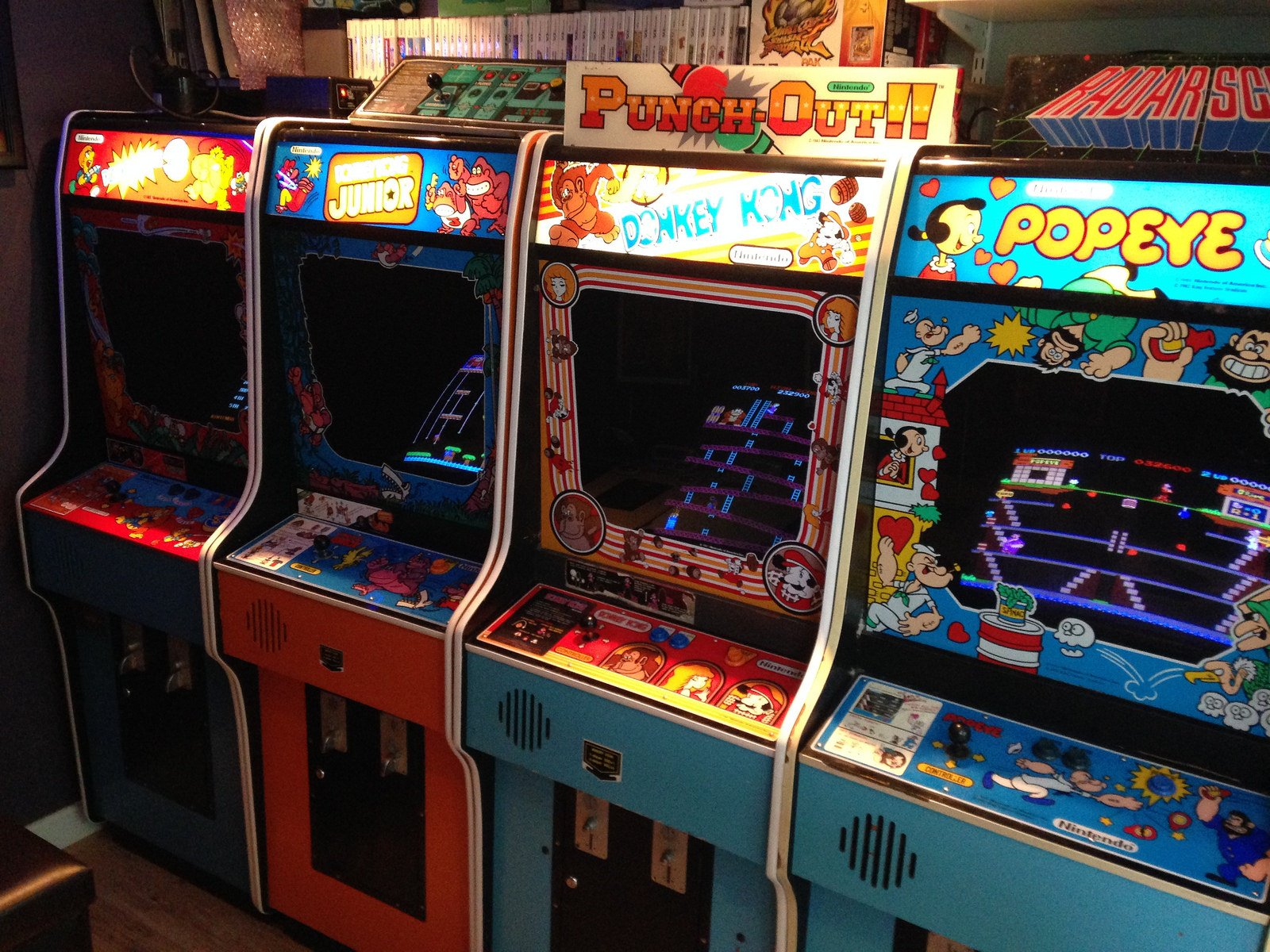 Ninterview: Stepping Into The Nintendo Arcade - Nintendo Life