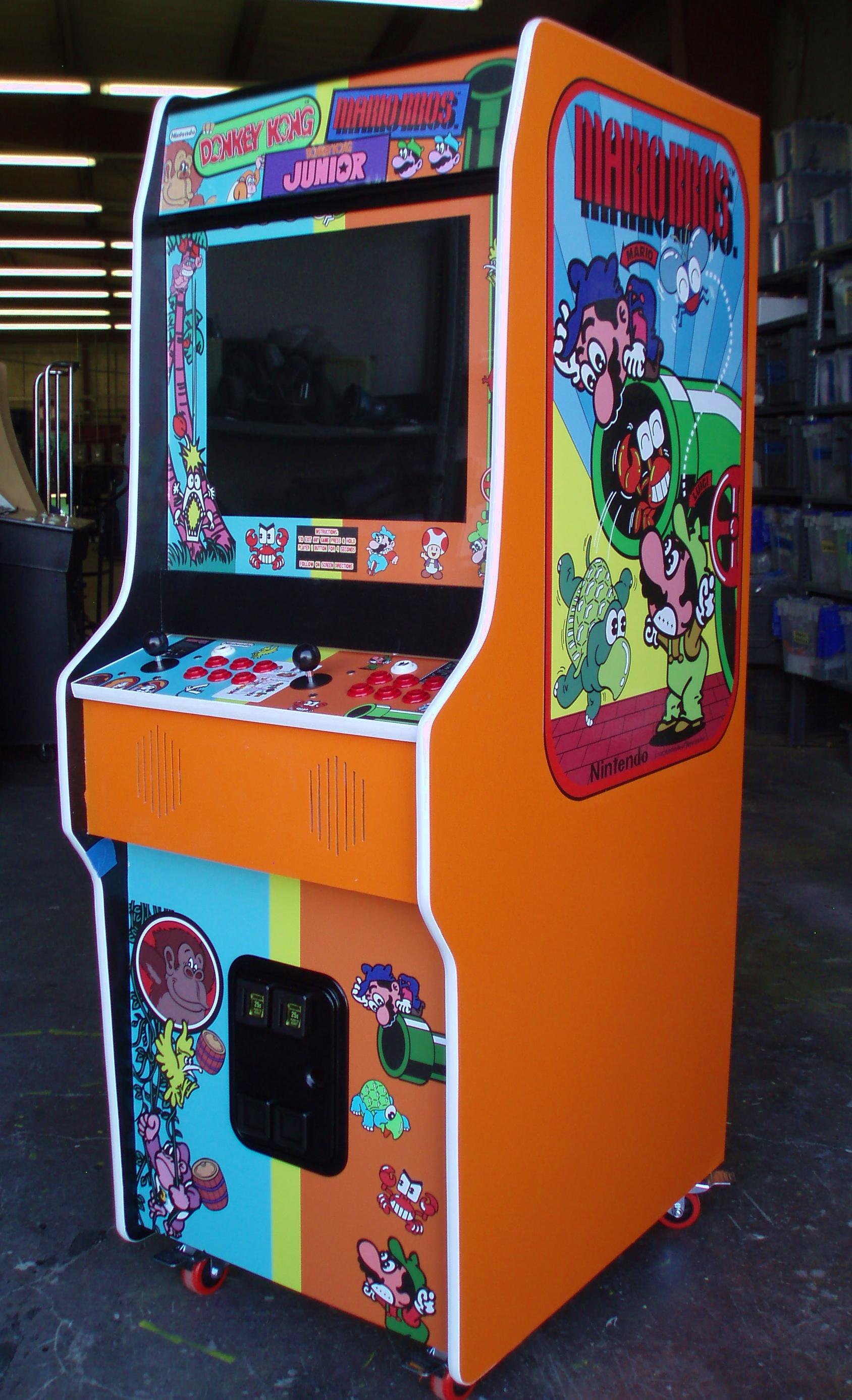 Nintendo Classic Arcade Video Game Photo Gallery - AceAmusements.us