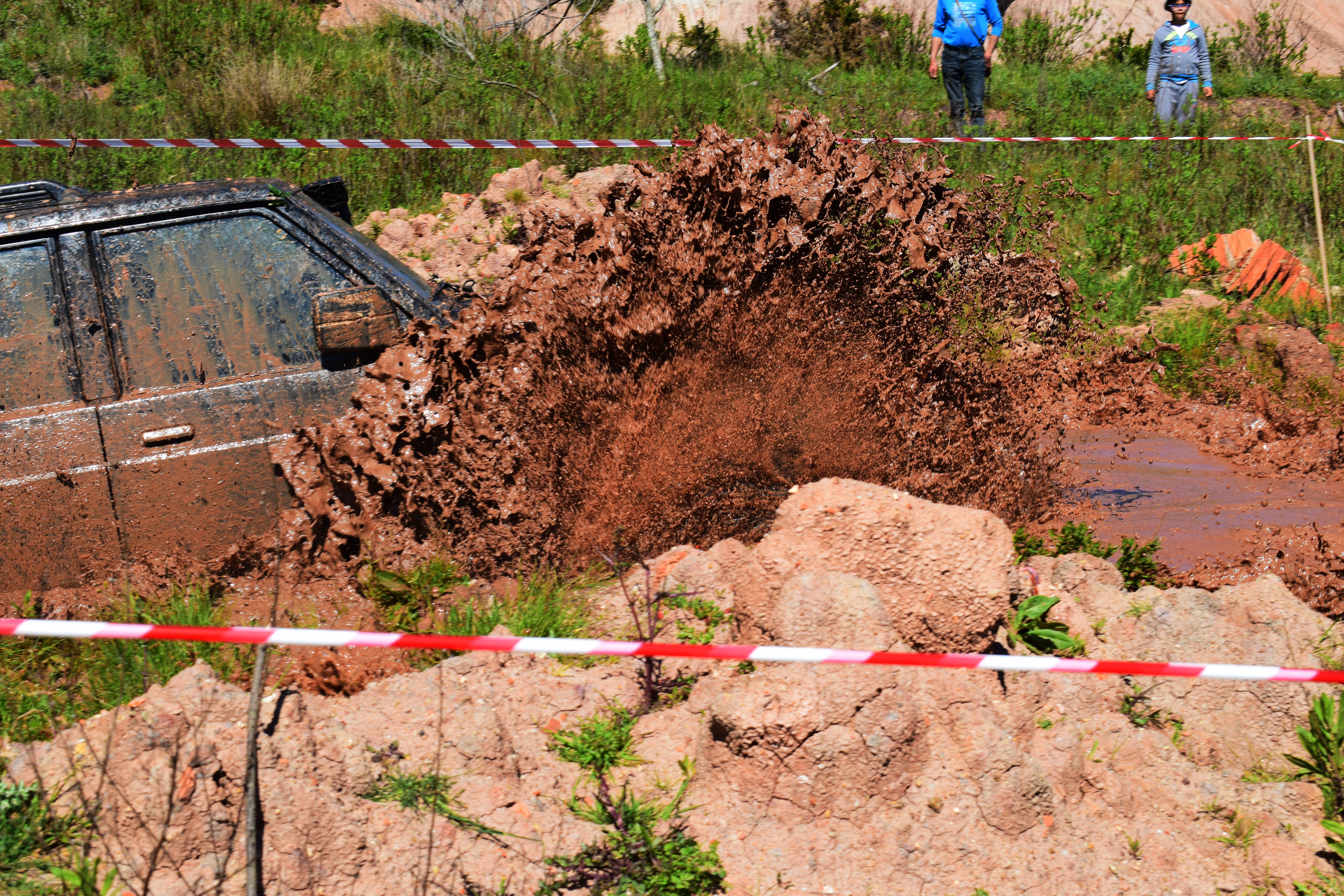 Nissan Patrol Off Road Driving, Contest, Dirt, Driving, Mud, HQ Photo