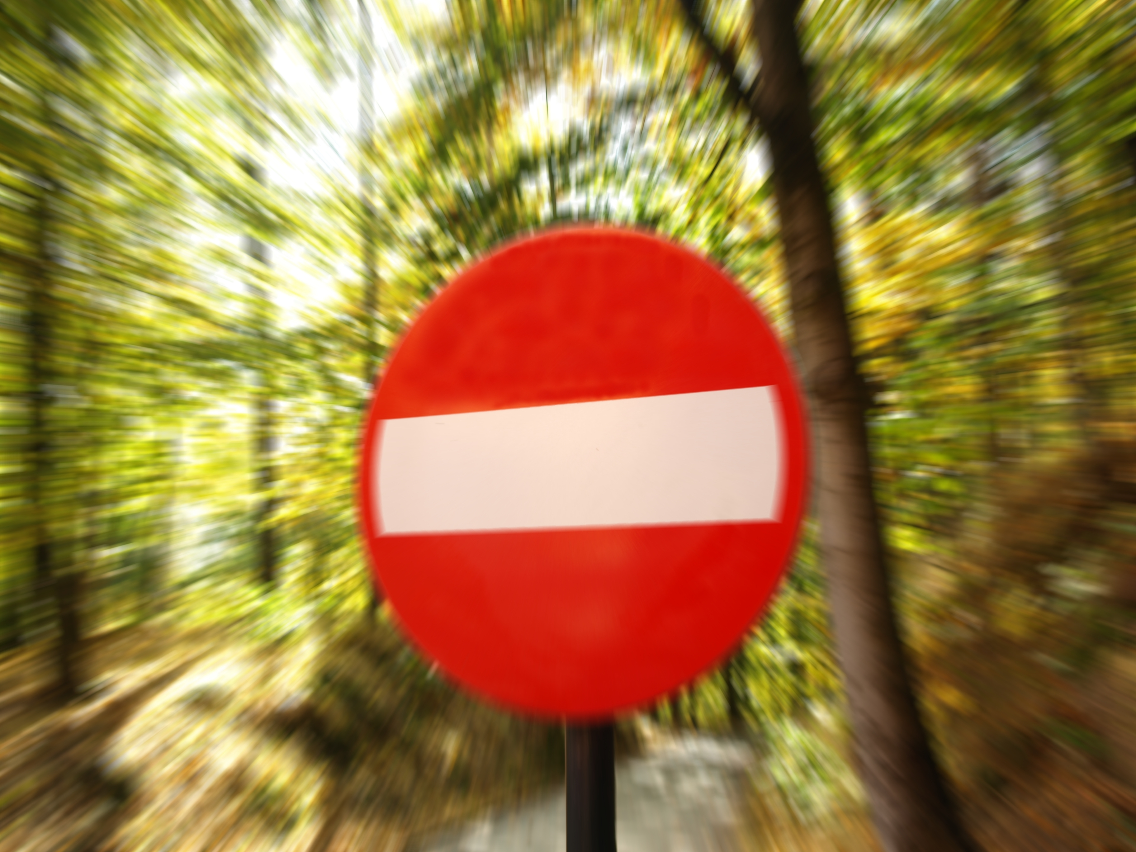 No enter danger stop very close, Danger, Sign, Way, Warning, HQ Photo