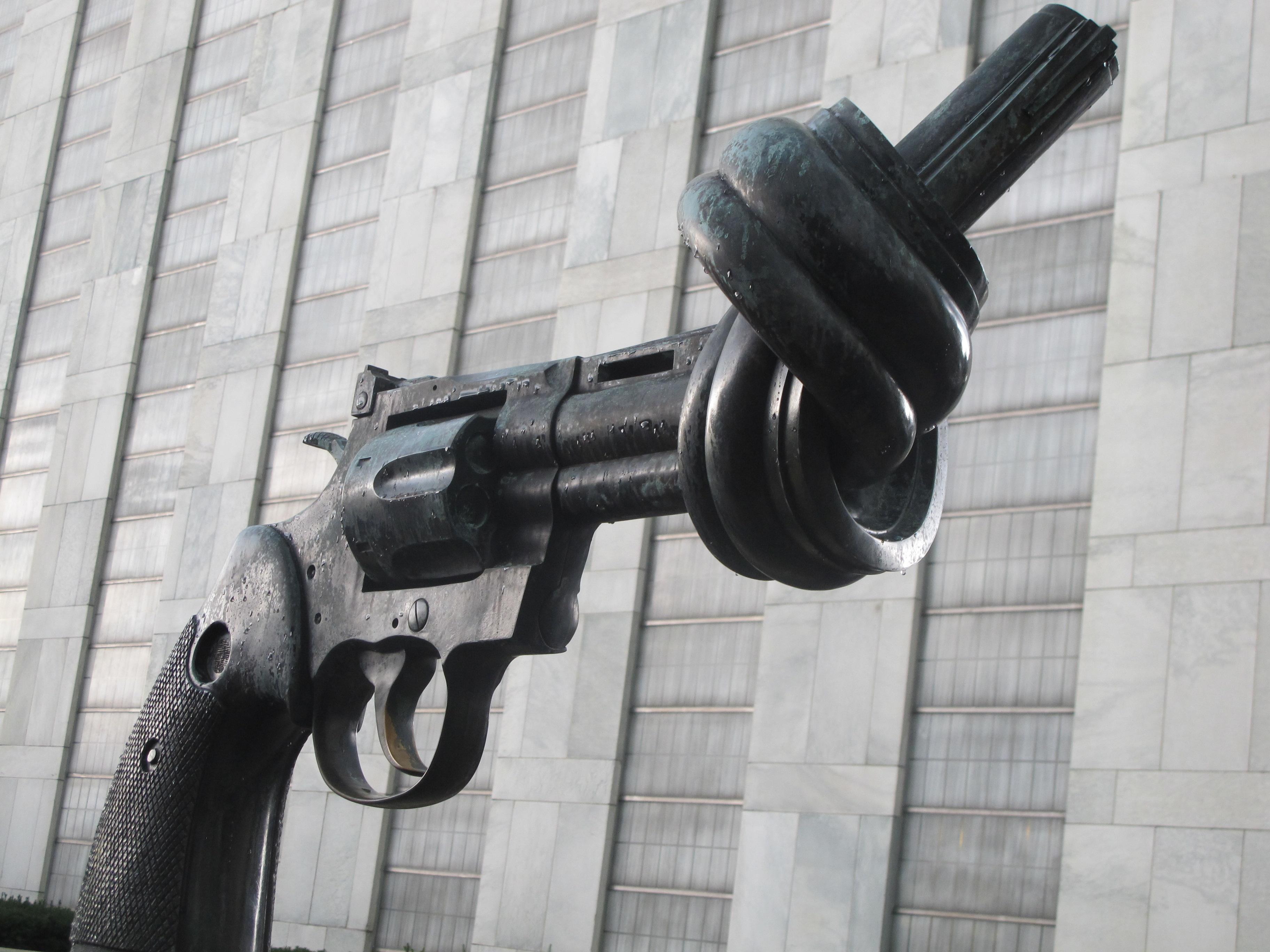 No-Gun, assault rifle