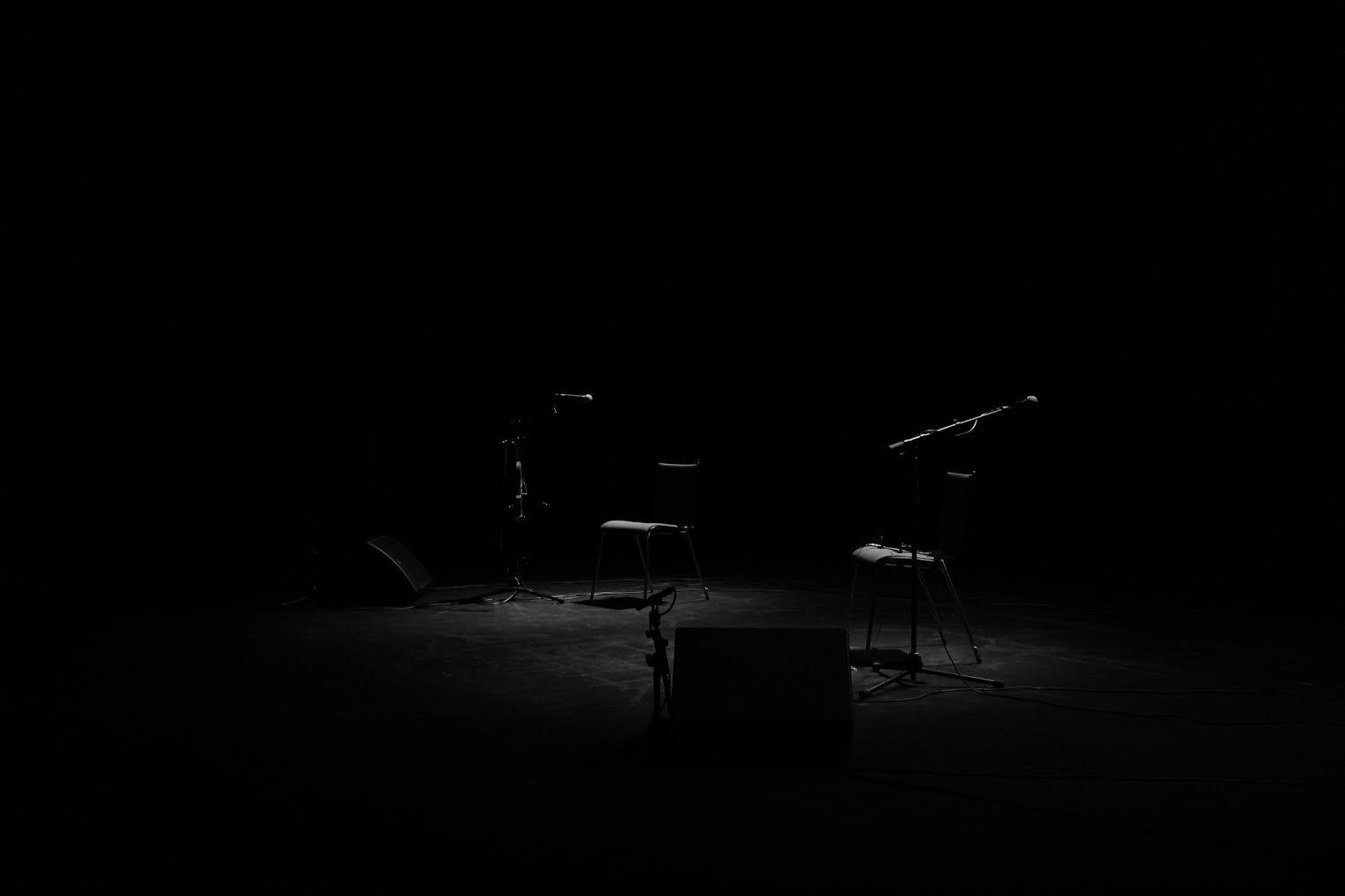 No One, Singing, Scene, Black, Instruments, HQ Photo