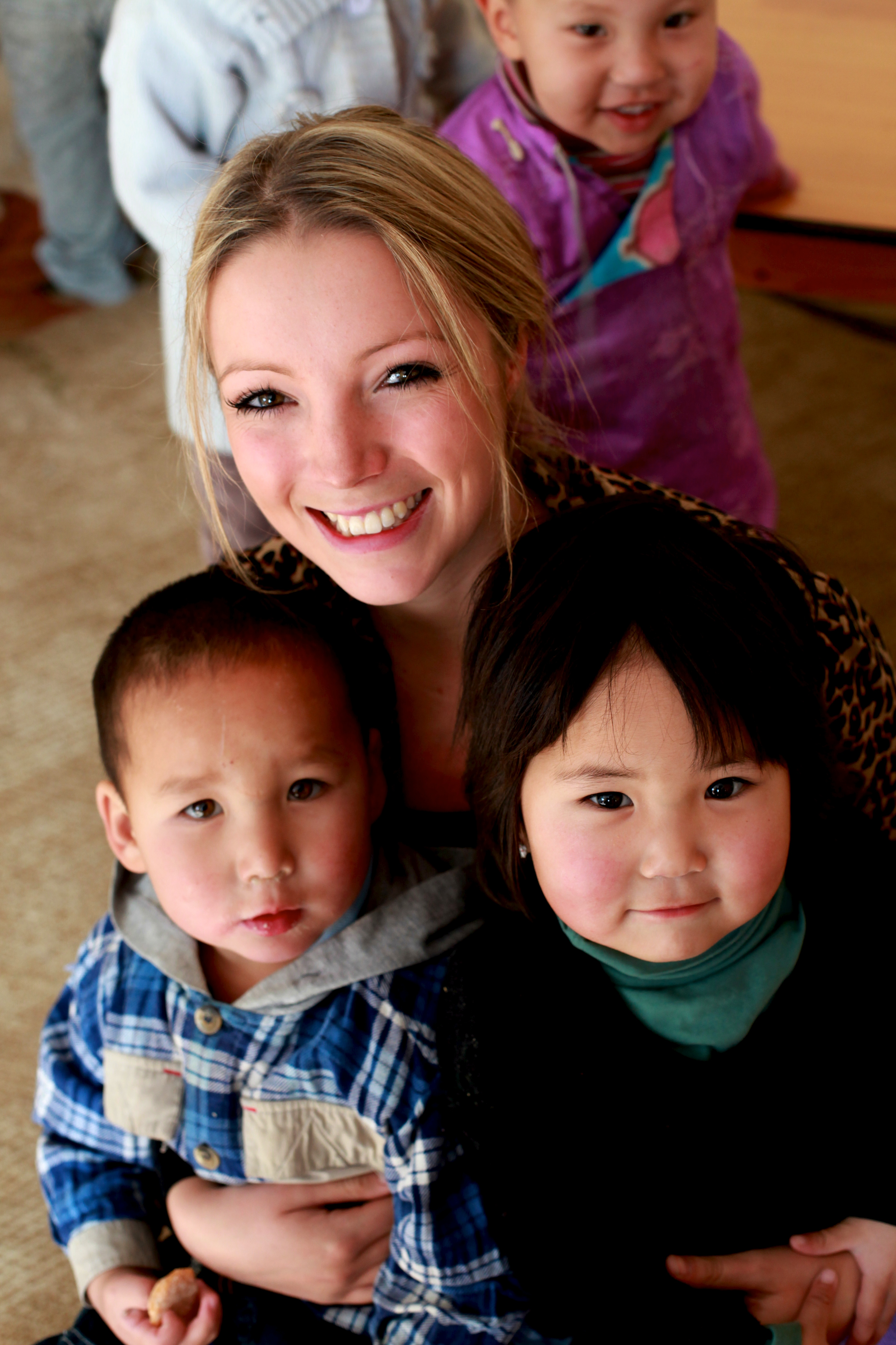 Lucy has been in Mongolia for nearly a year and continues to do ...