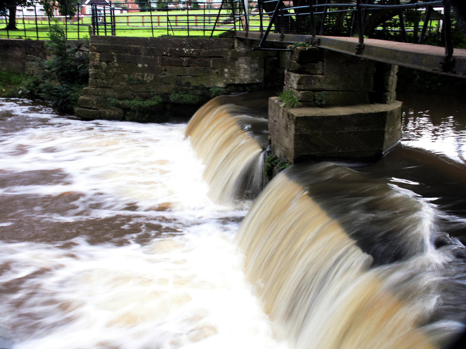 Norby waterfall, Bspo06, Dam, Nature, River, HQ Photo