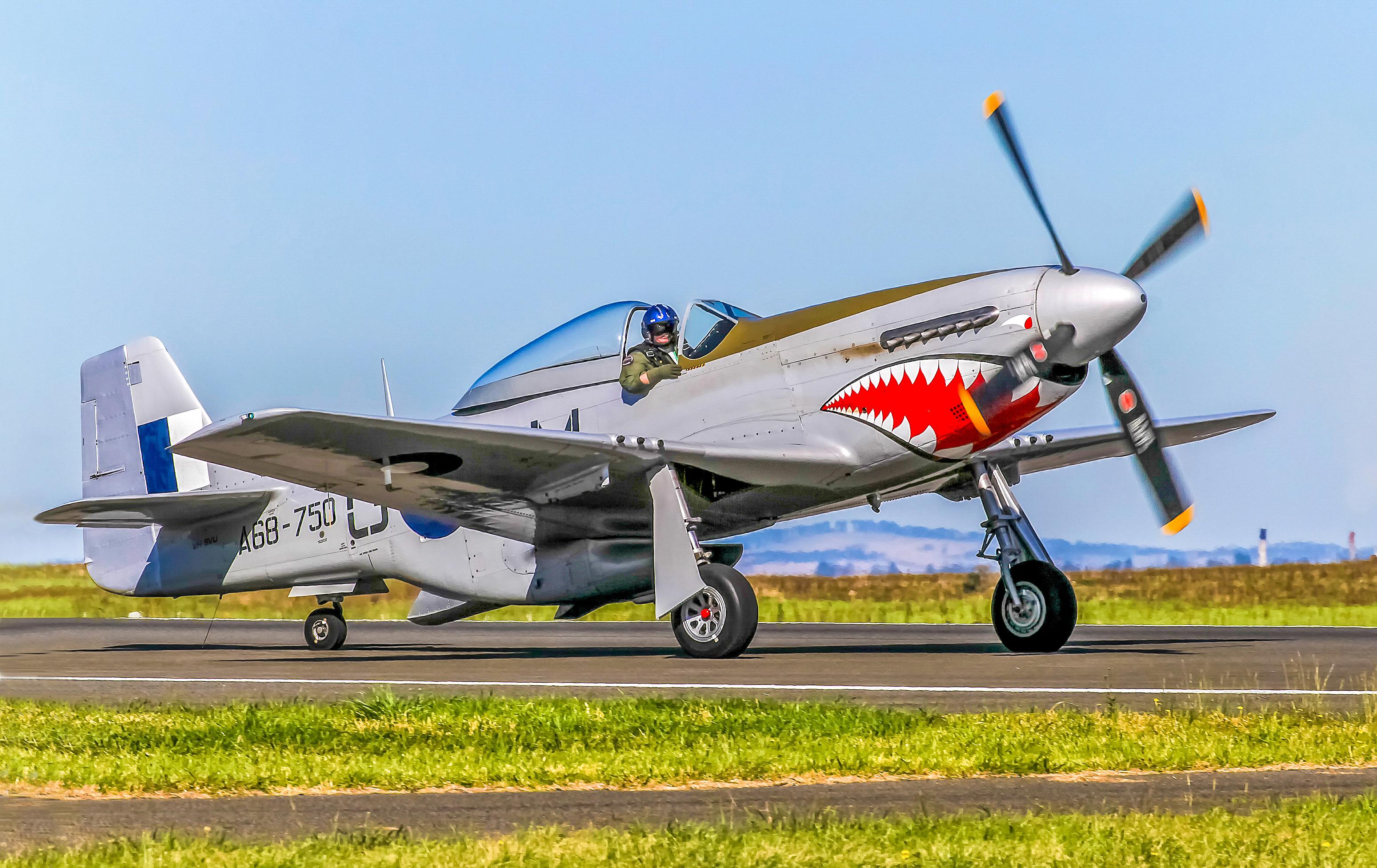 North American P-51 Mustang, North American P-51 Mustang