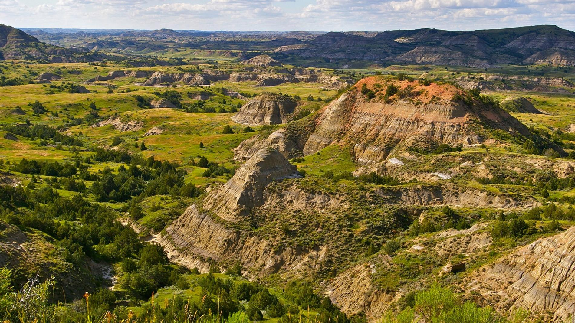North Dakota Pictures and Facts