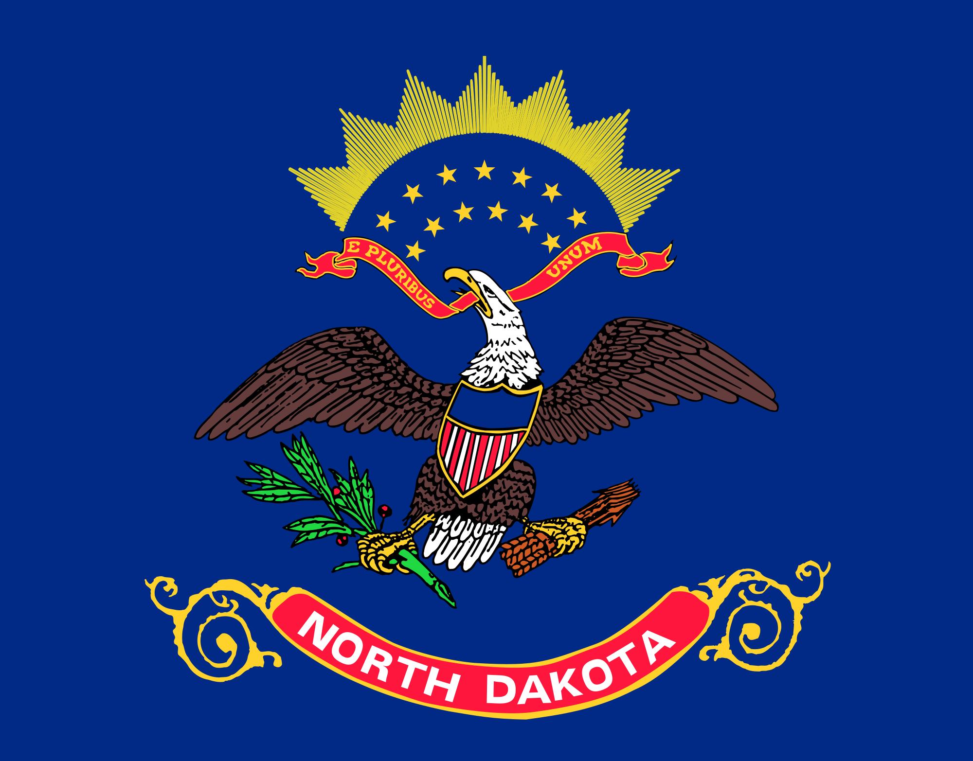 Flag of North Dakota - Wikipedia