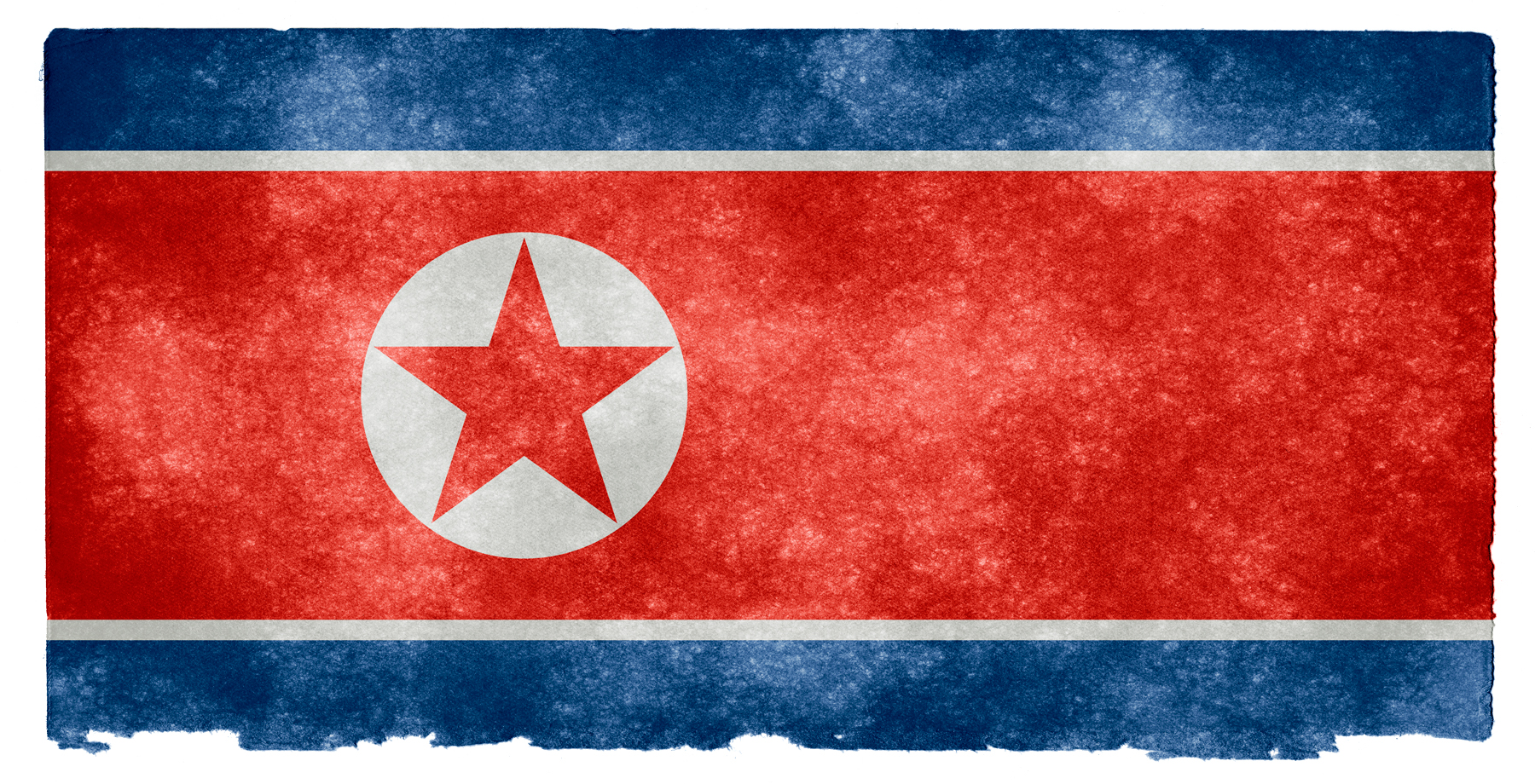 North Korea Grunge Flag, Aged, Resource, National, North, HQ Photo