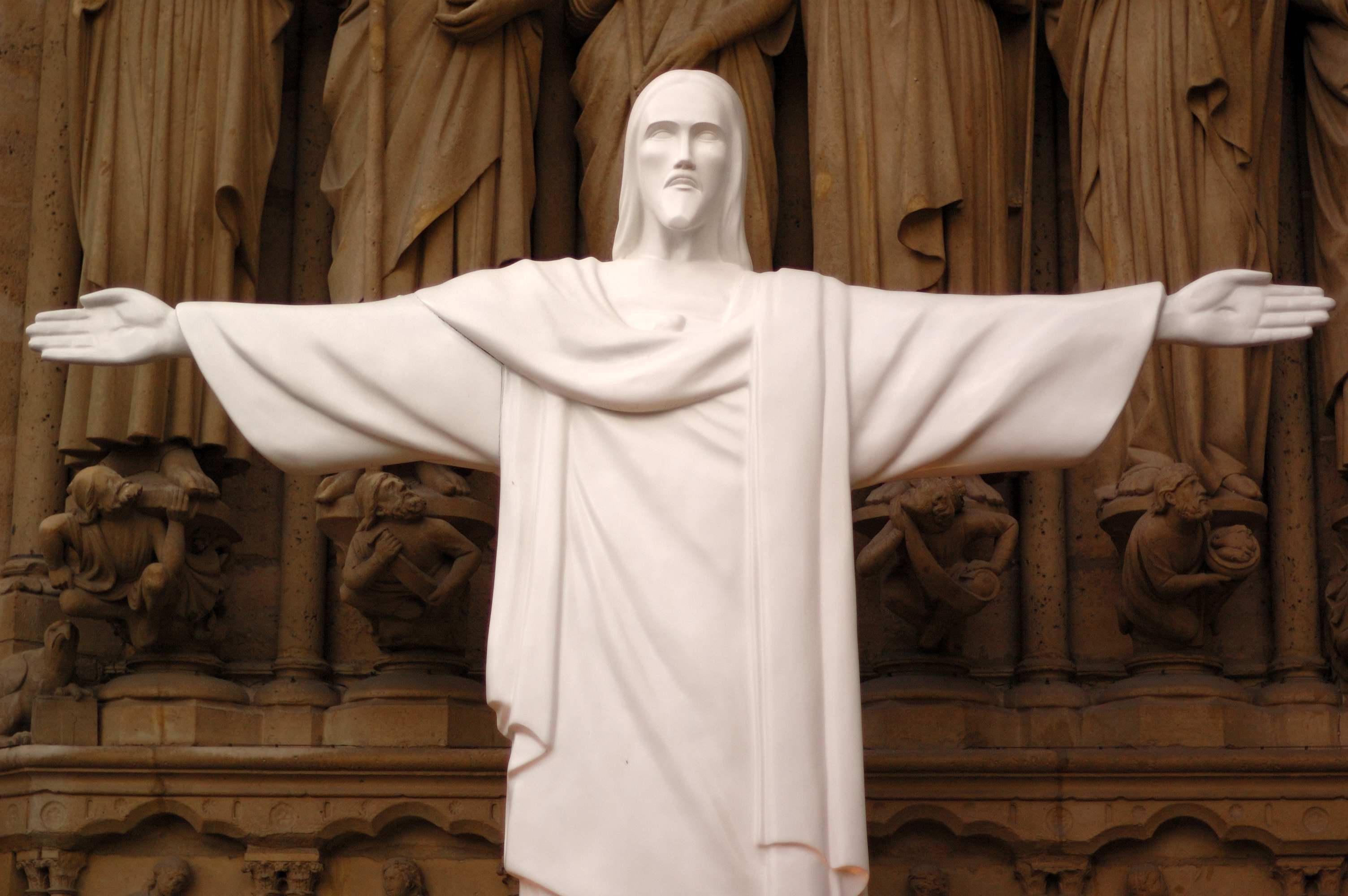 Notre Dame Paris France - creative commons by gnuckx, Catedral, Nikon, Travel, Tour, HQ Photo