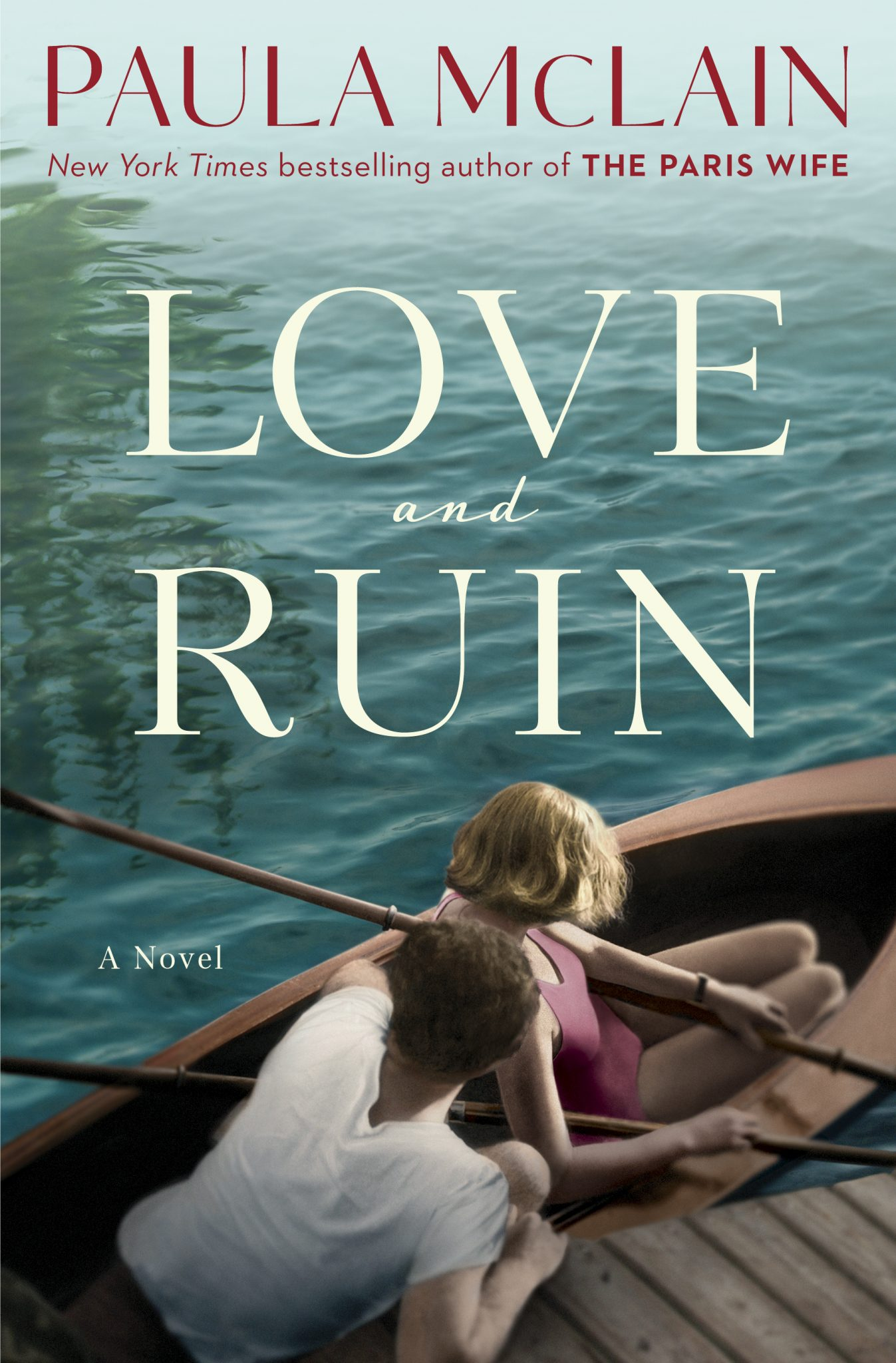 A Literary Luncheon with Paula McLain – Love and Ruin: A Novel ...