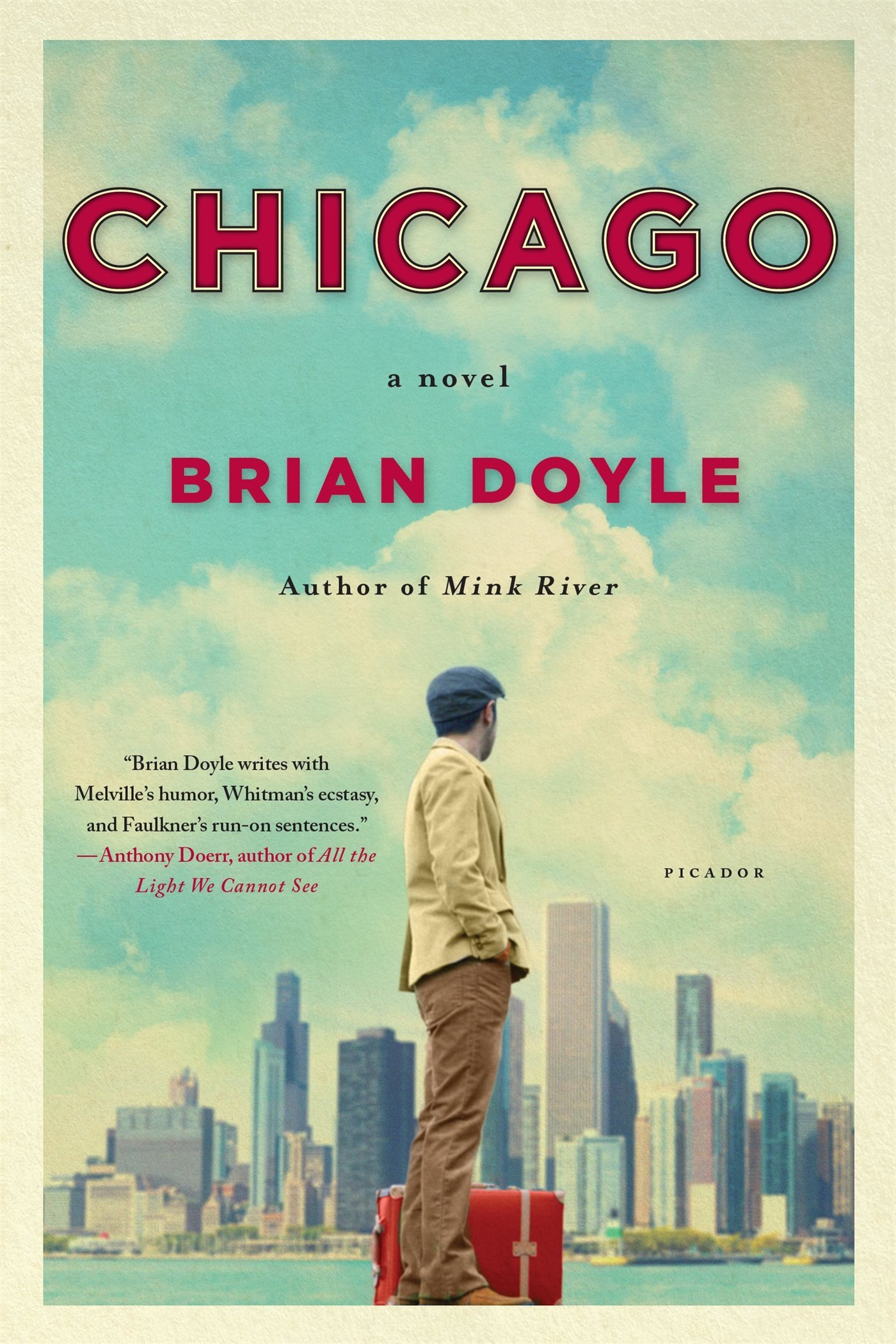 Chicago: A Novel: Brian Doyle: 9781250118127: Amazon.com: Books