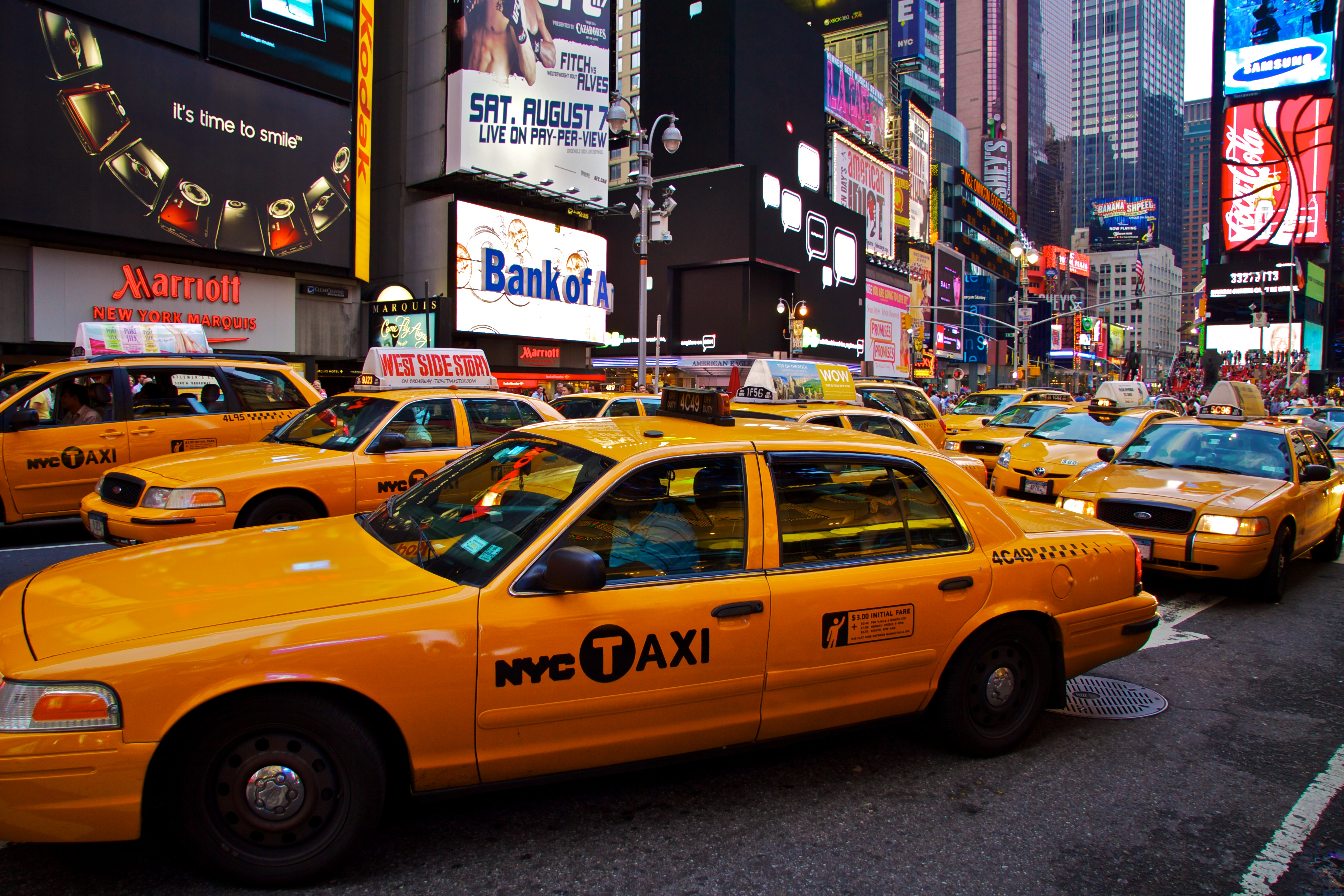 NYC Taxic Accidents Lawyer | Queens Taxi Cab Accident Attorney