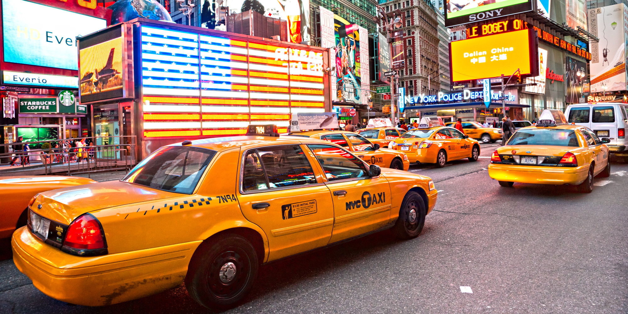 N.Y.C. Taxi Owners Are Denying Benefits to Drivers -- The City ...