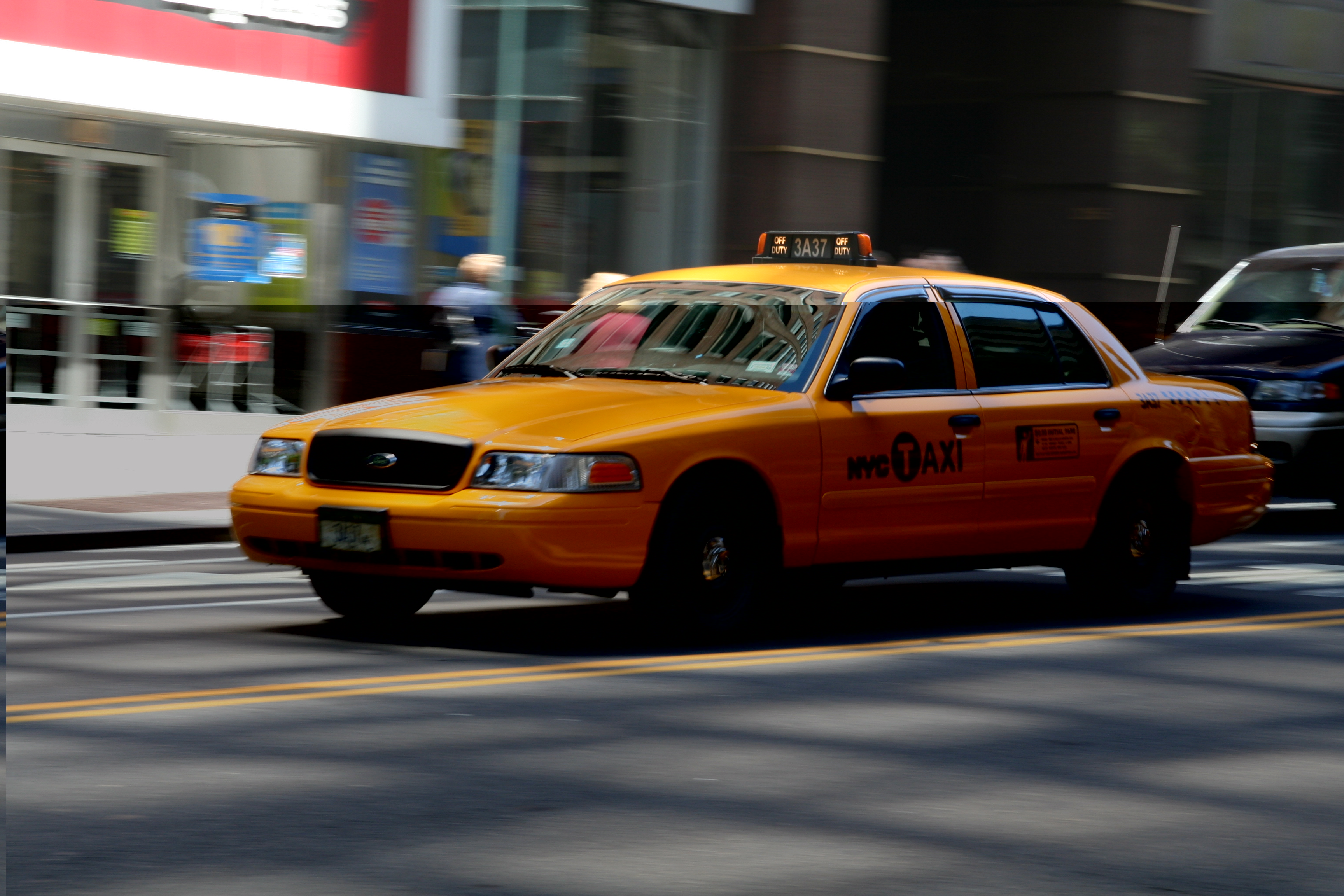 Don't Take Cabs. You're Better Than That! - The New York Budget