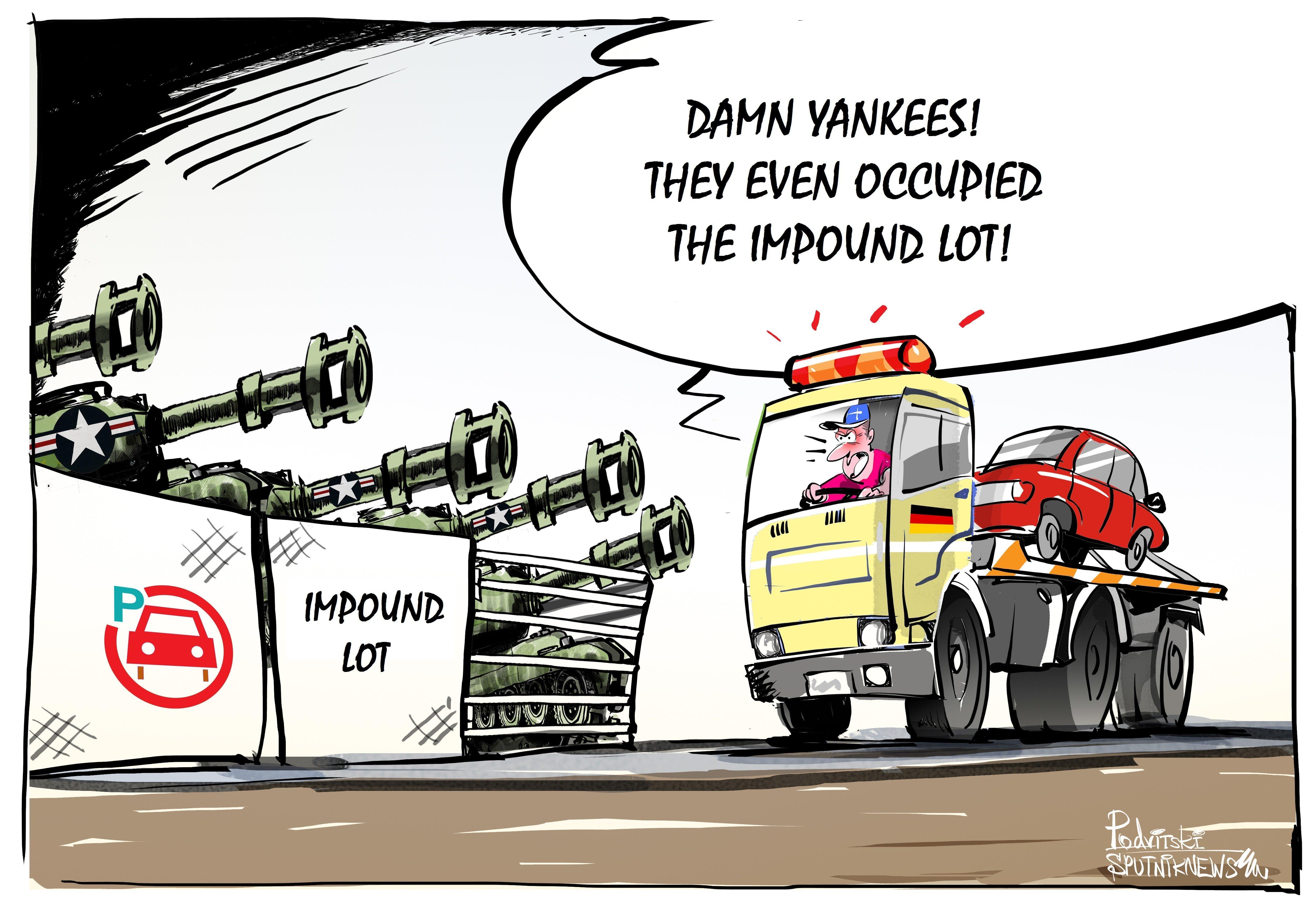 Observe Traffic Regulations - Sputnik International
