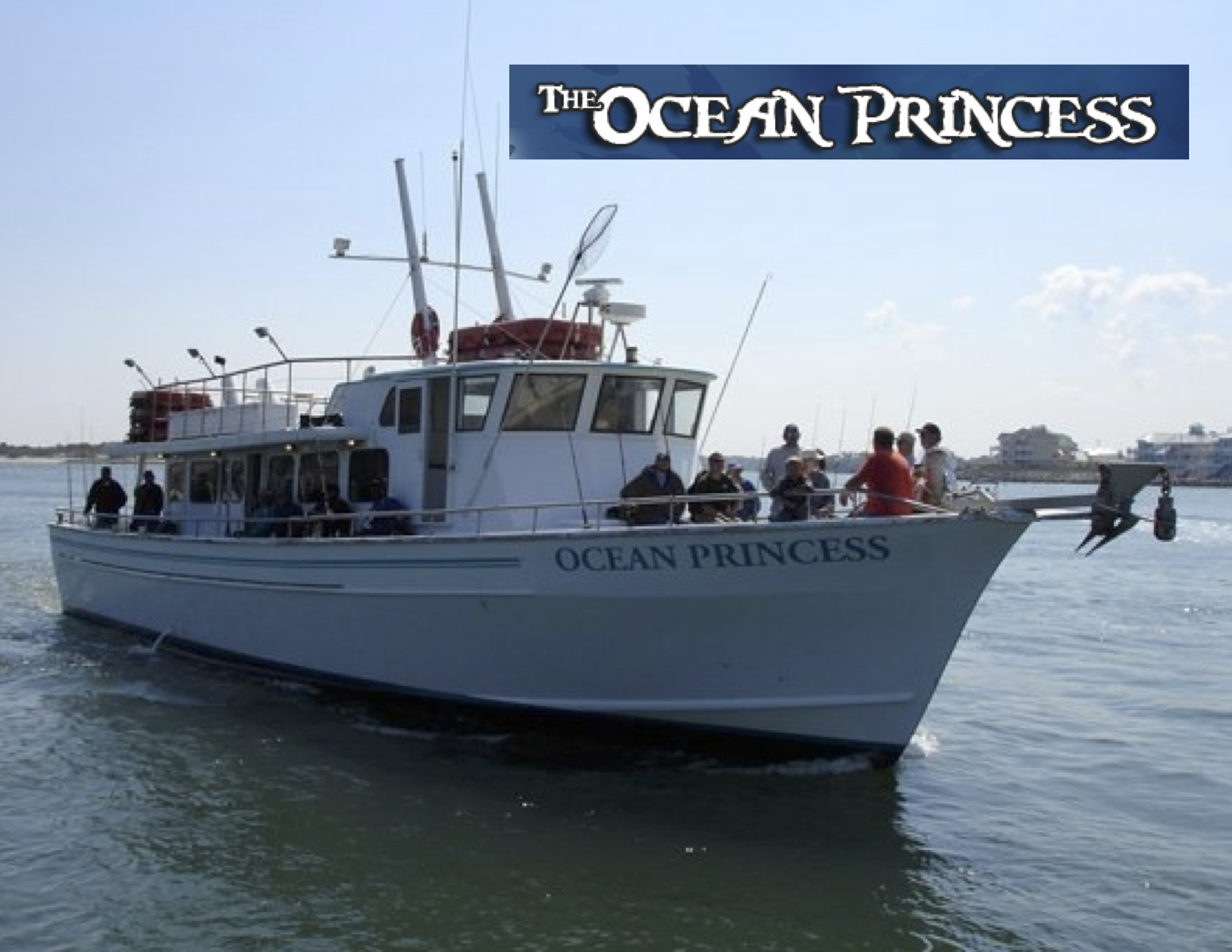 The Ocean Princess | Fishing Reports & News Ocean City MD Tournaments