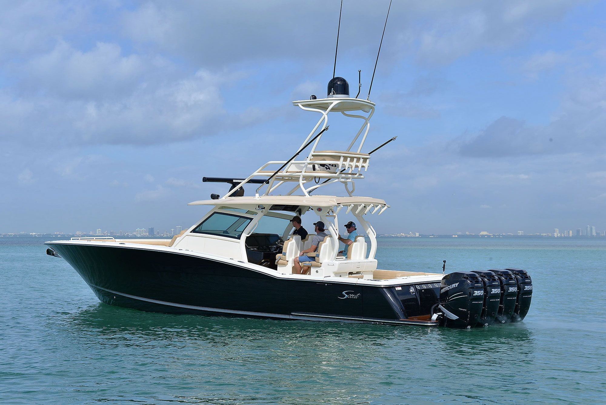Most Popular Saltwater Fishing Boats | Sport Fishing Magazine ...