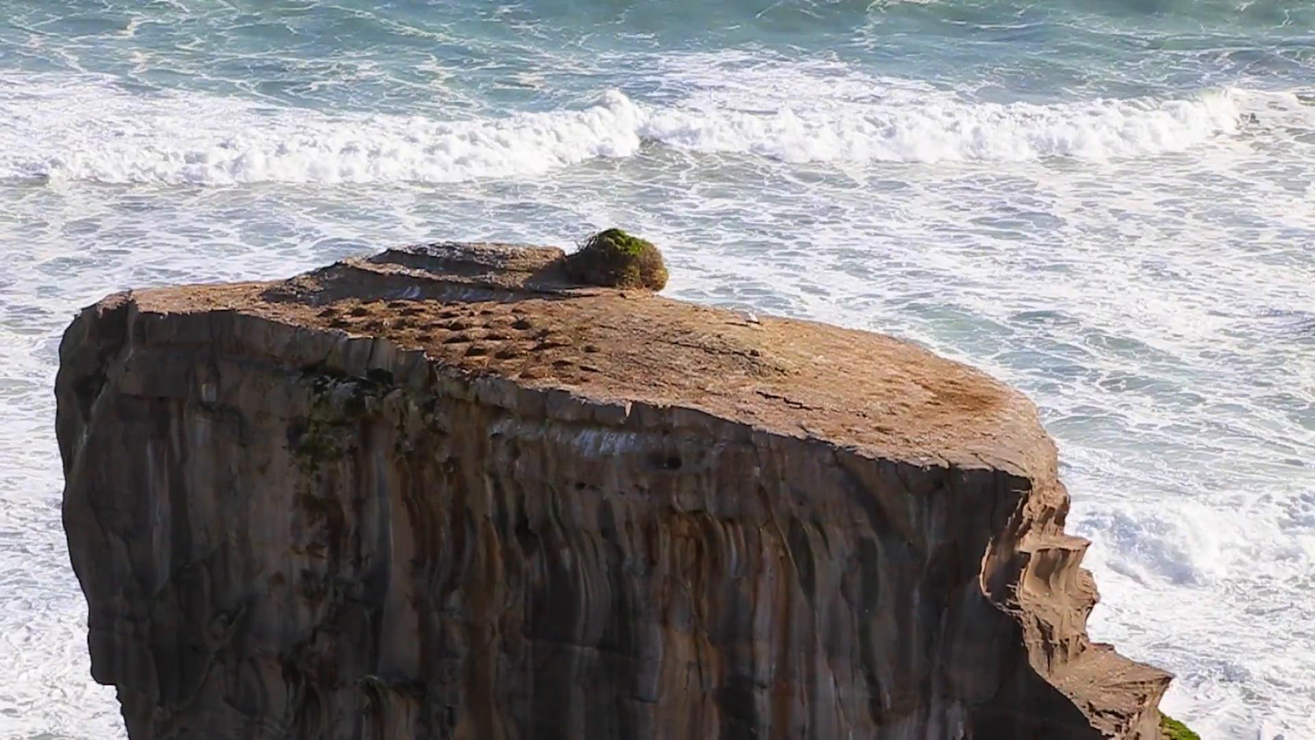 Ocean rock photo