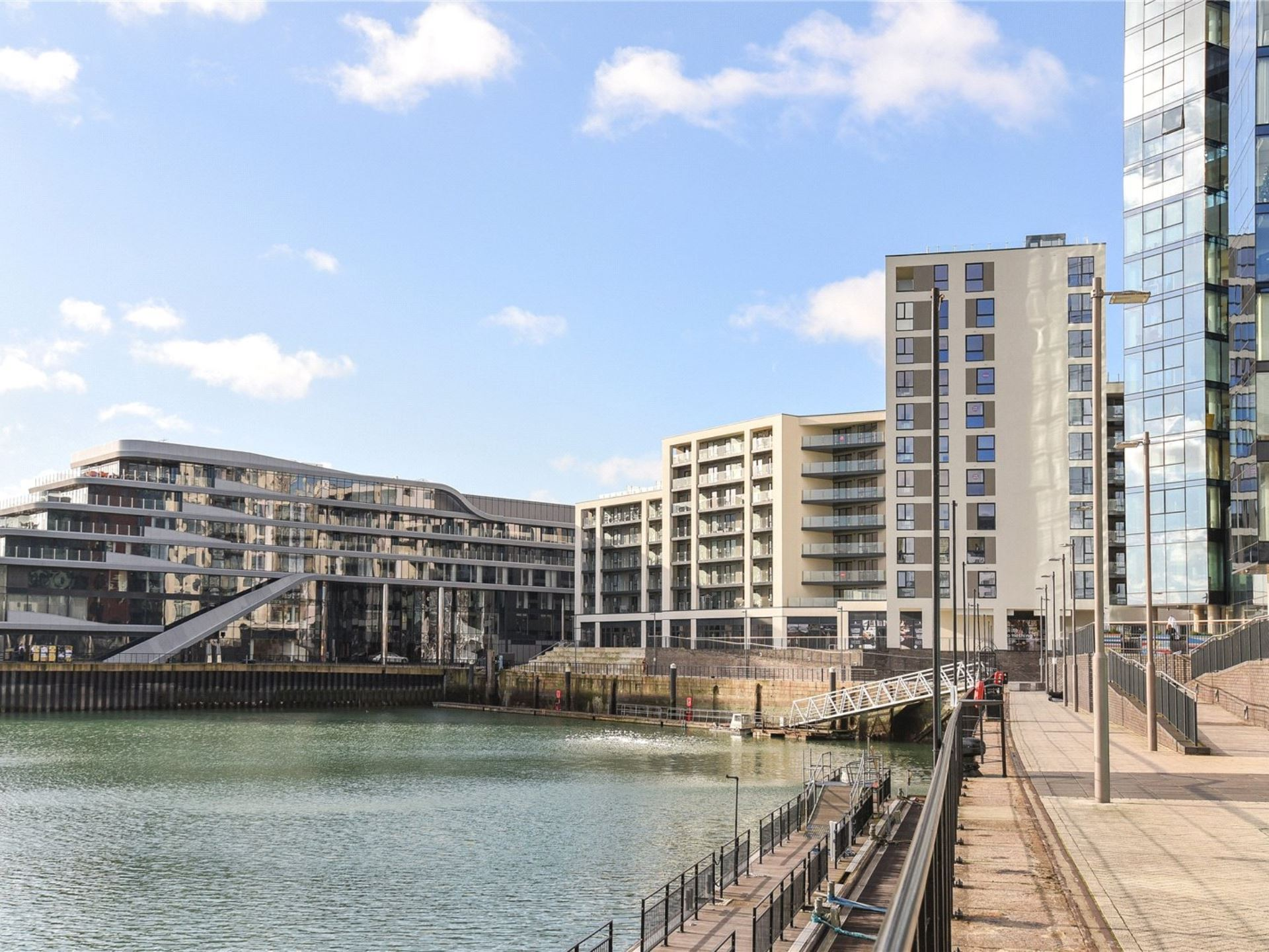 Savills | Alexandra Wharf, 1 Maritime Walk, Ocean Village ...