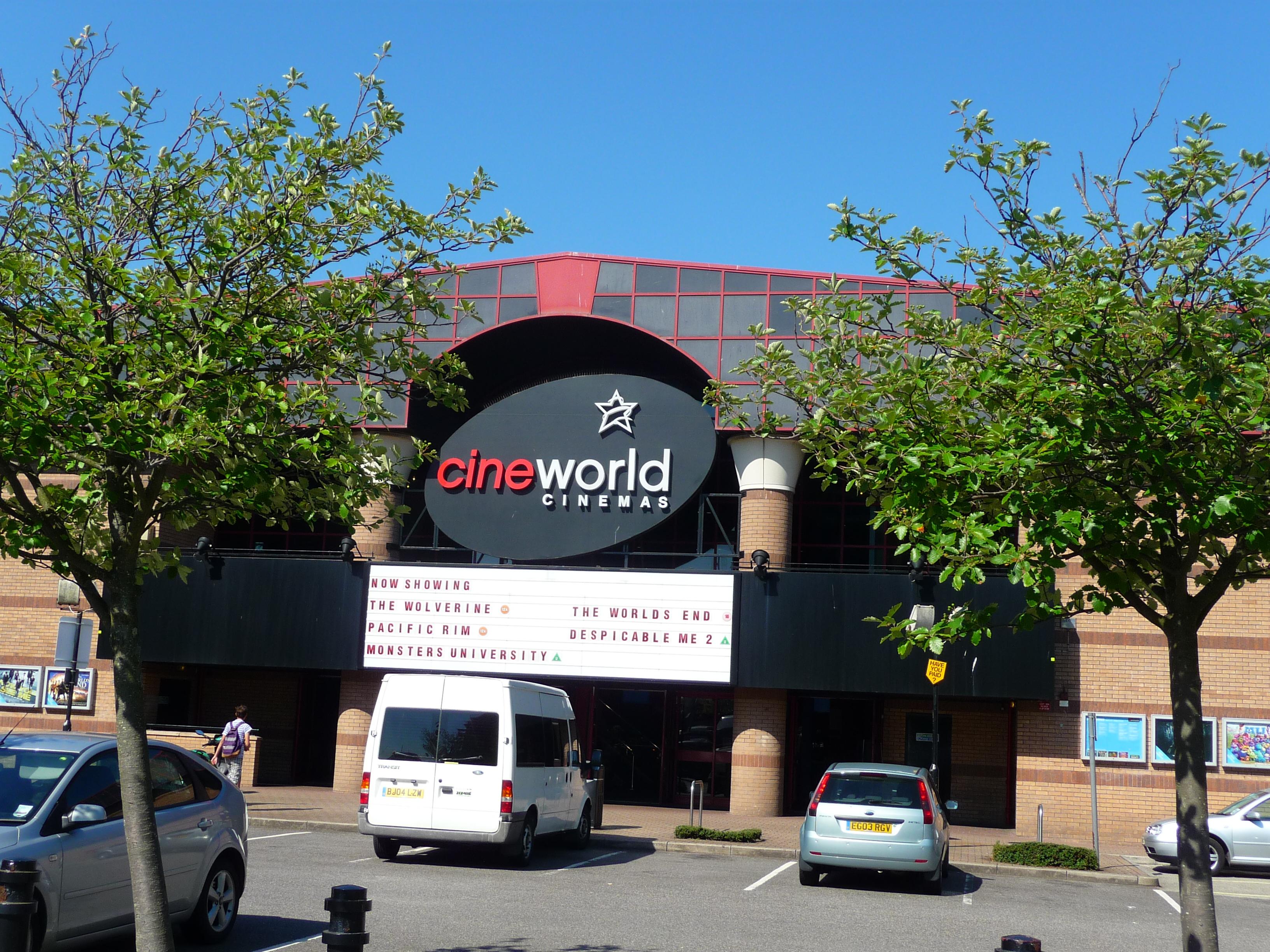 Cruise Southampton | Cineworld