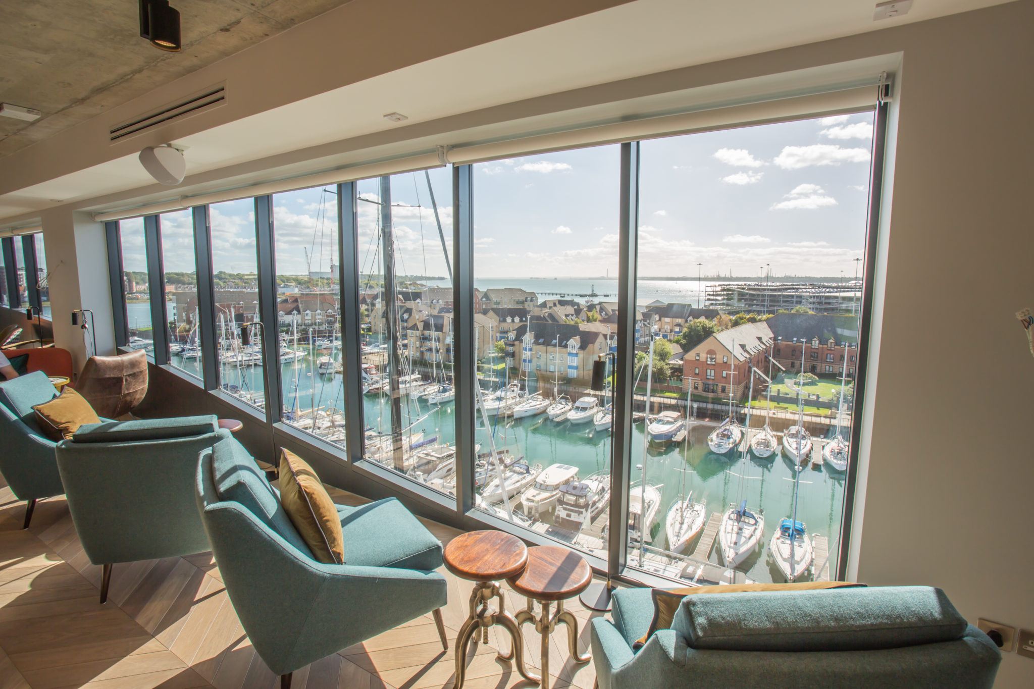 NOW OPEN: The £25m new yacht-inspired Southampton Harbour Hotel ...