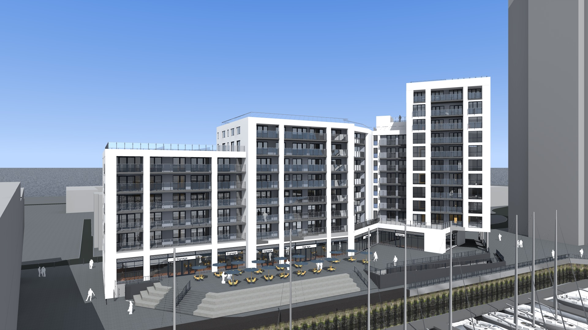 New luxury apartments coming to Ocean Village | Daily Echo