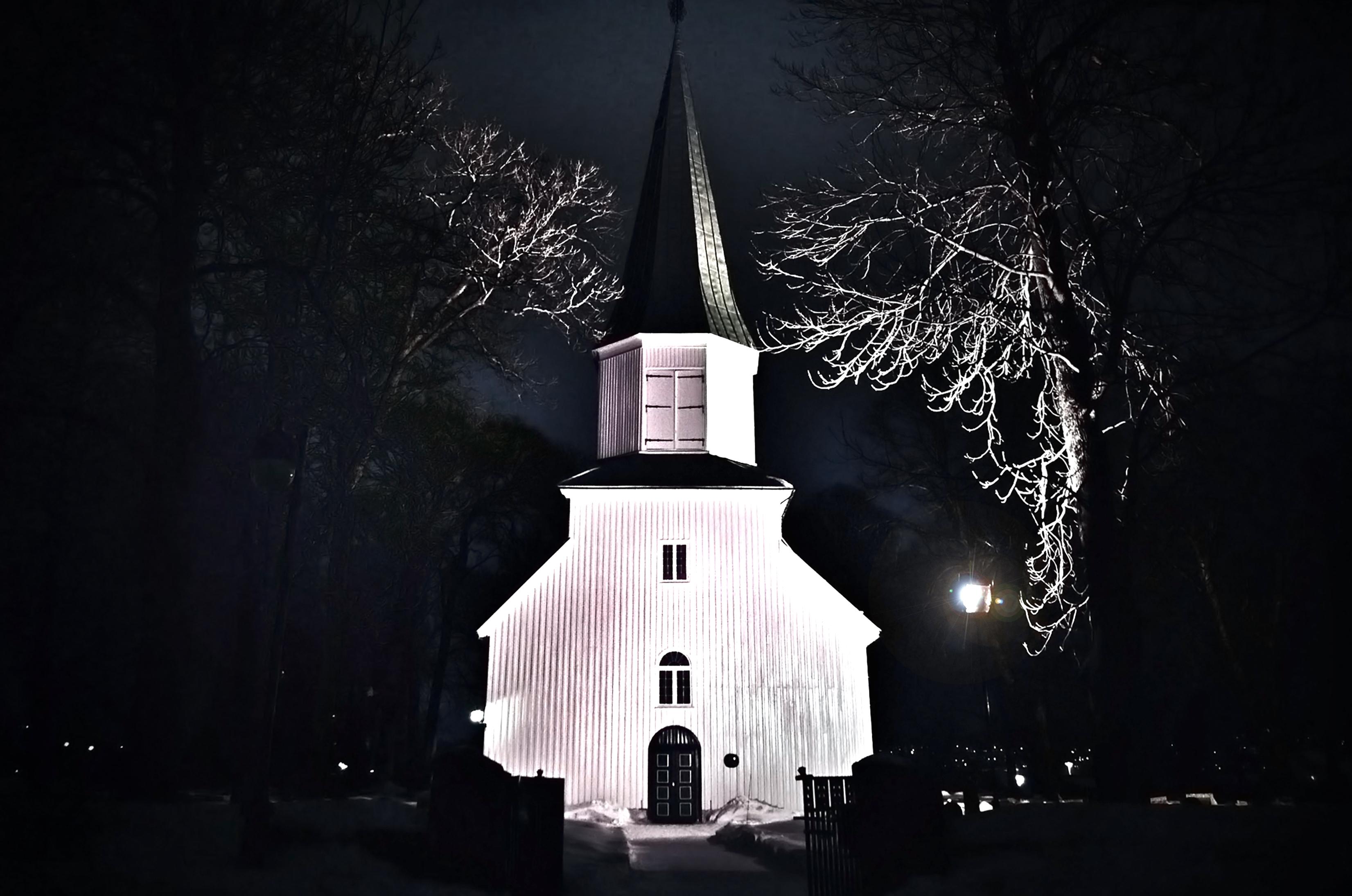 Oddernes kirke, kristiansand, Cemetery, Church, Graveyard, Kristiansand, HQ Photo