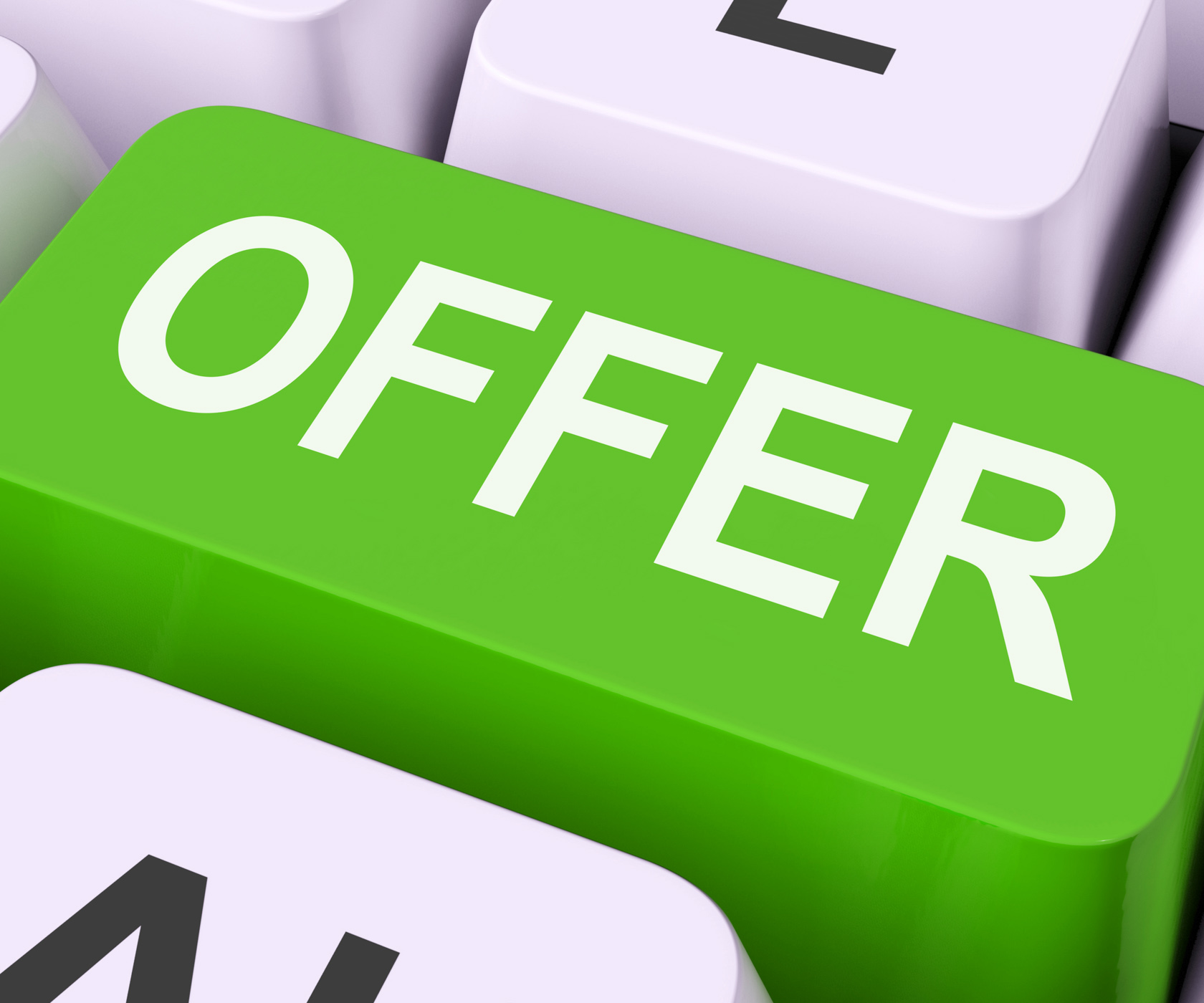 Offer Button Shows Discount Promo Or Save, Reduction, Promotional, Sale, Savings, HQ Photo