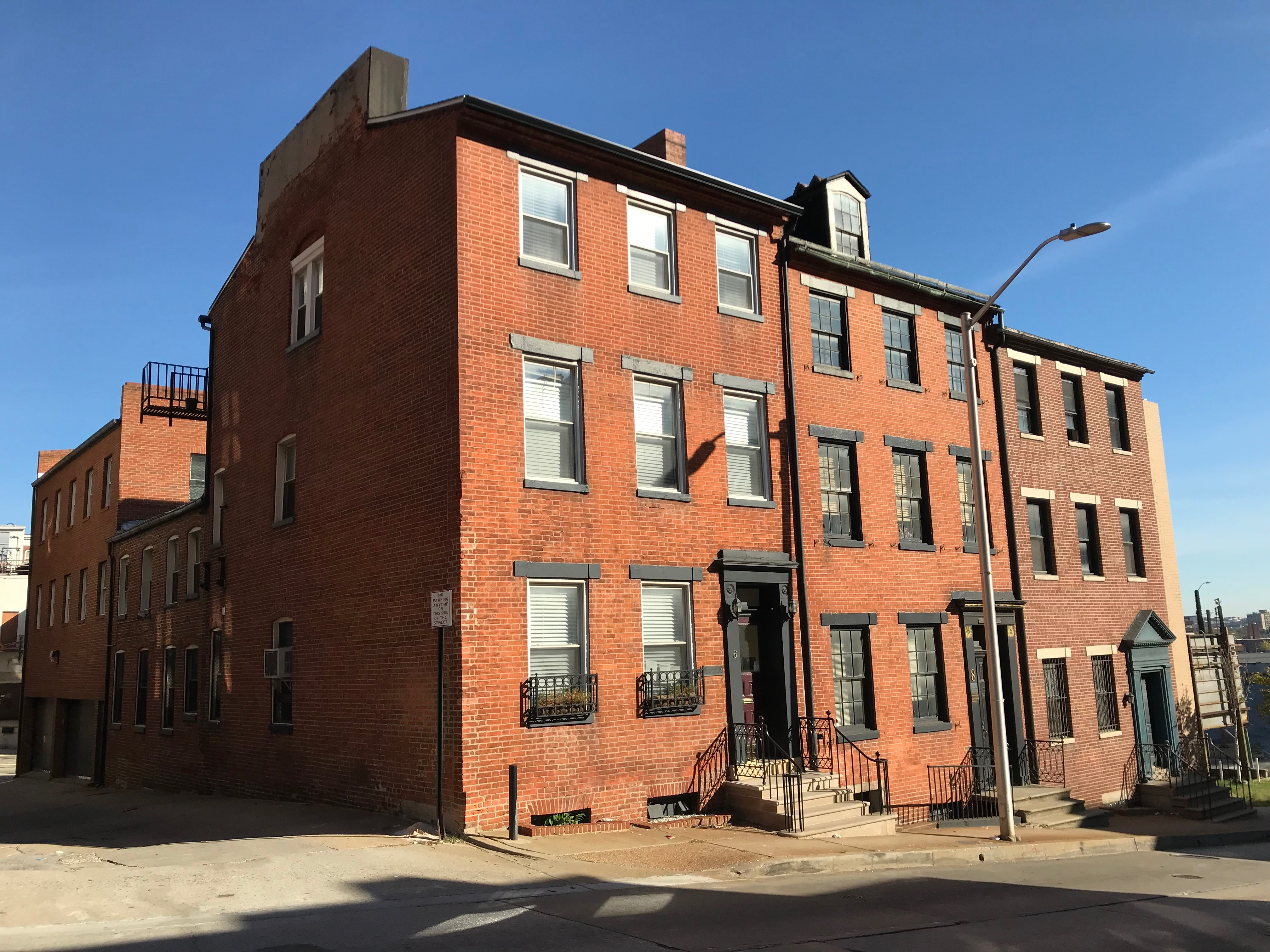Office buildings, 2–6 e. mulberry street, baltimore, md 21202 photo
