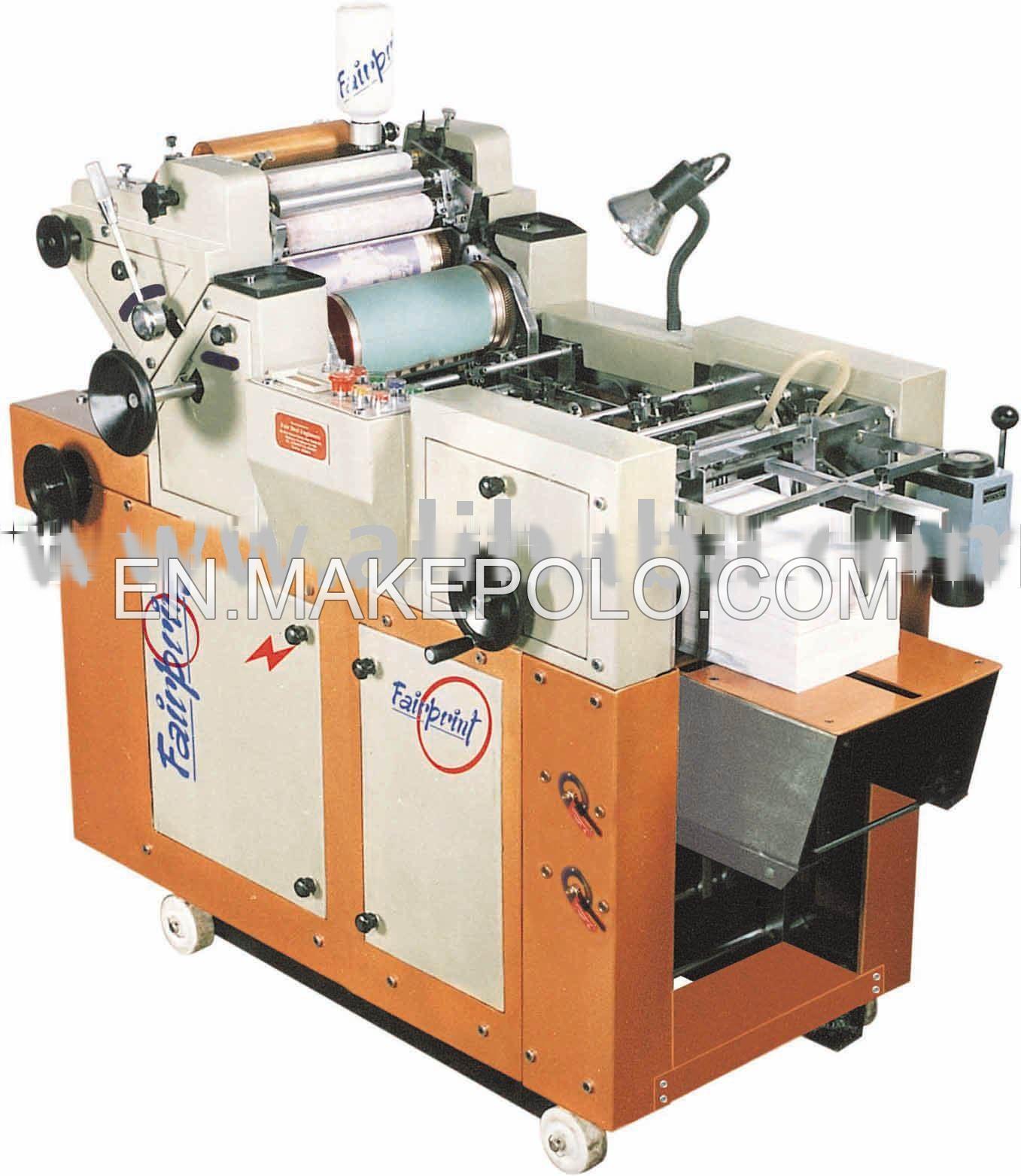 Mini Offset Printing Machine, Printing Machinery - Makepolo