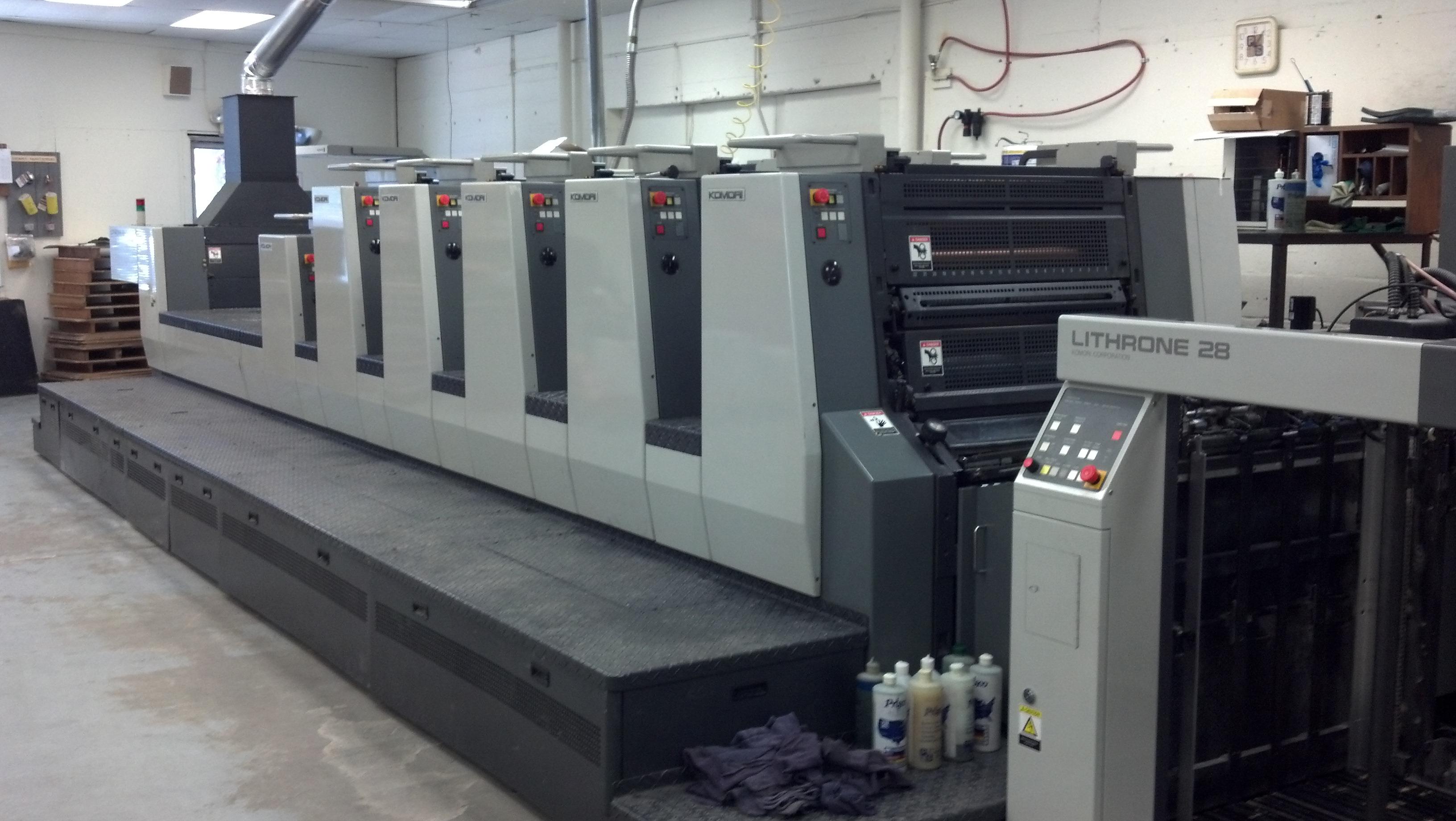 Offset Printing | Community Printers