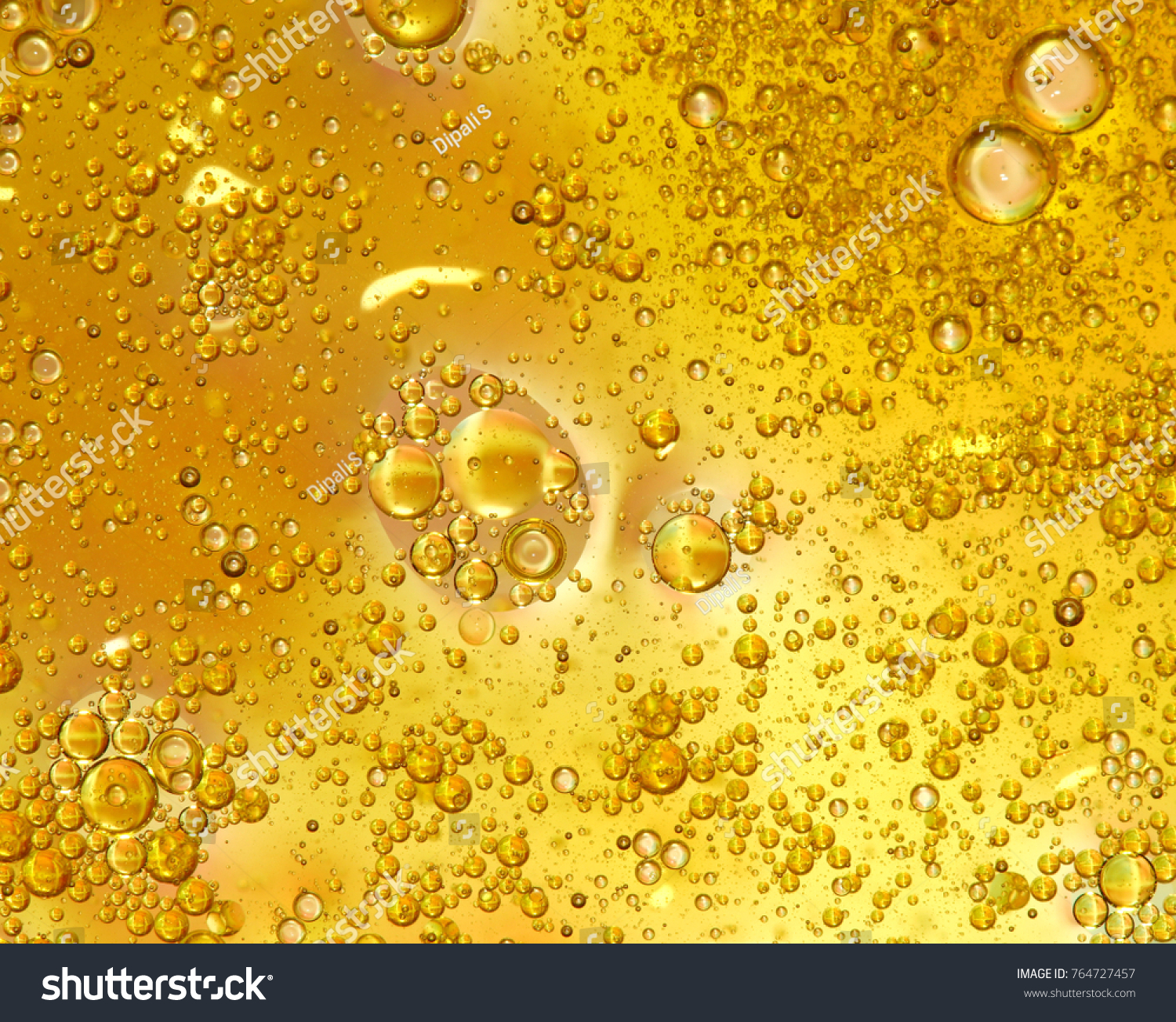 Oil Water Colorful Abstract Circles Background Stock Photo (Royalty ...